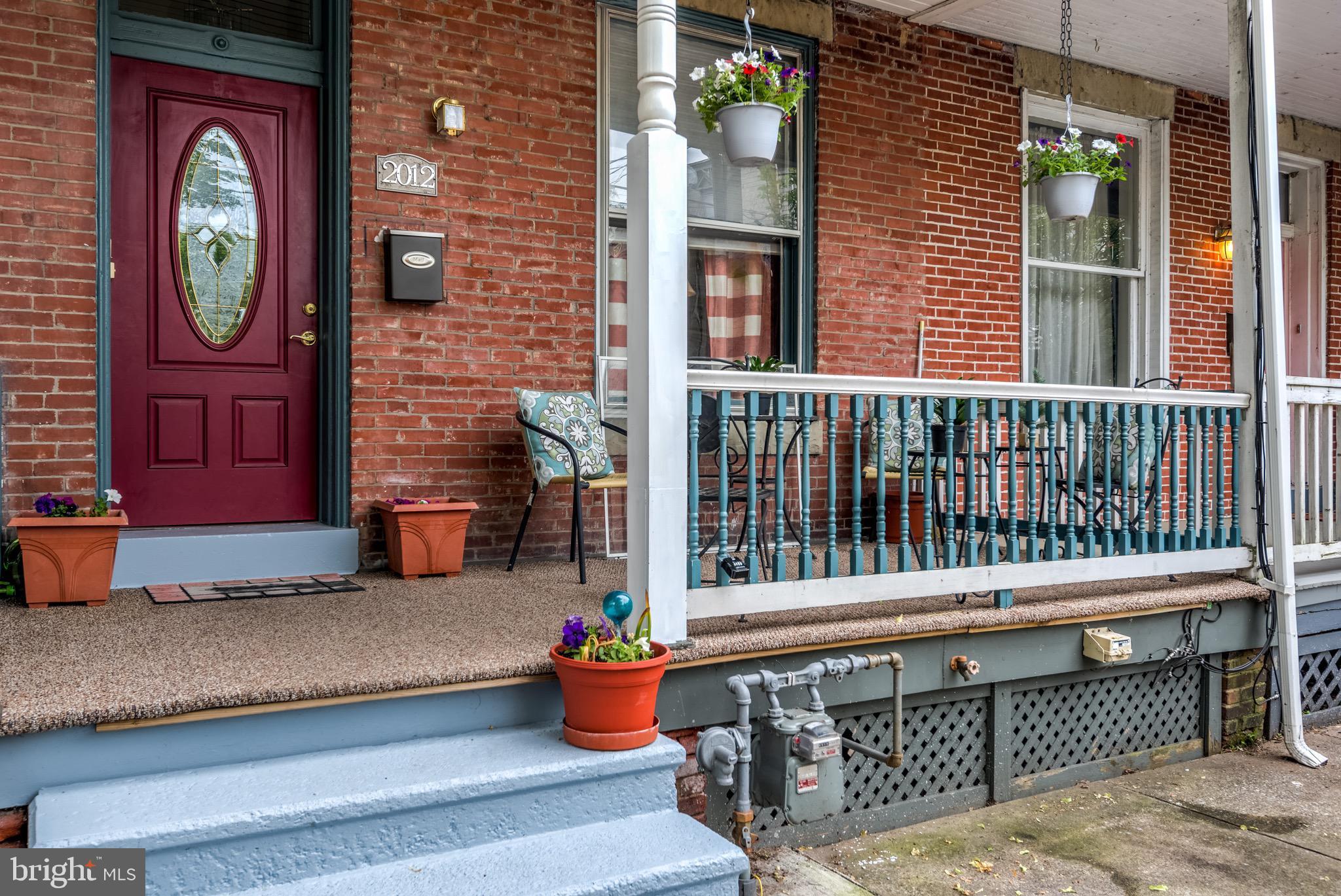 2012 GREEN STREET, HARRISBURG, PA 17102