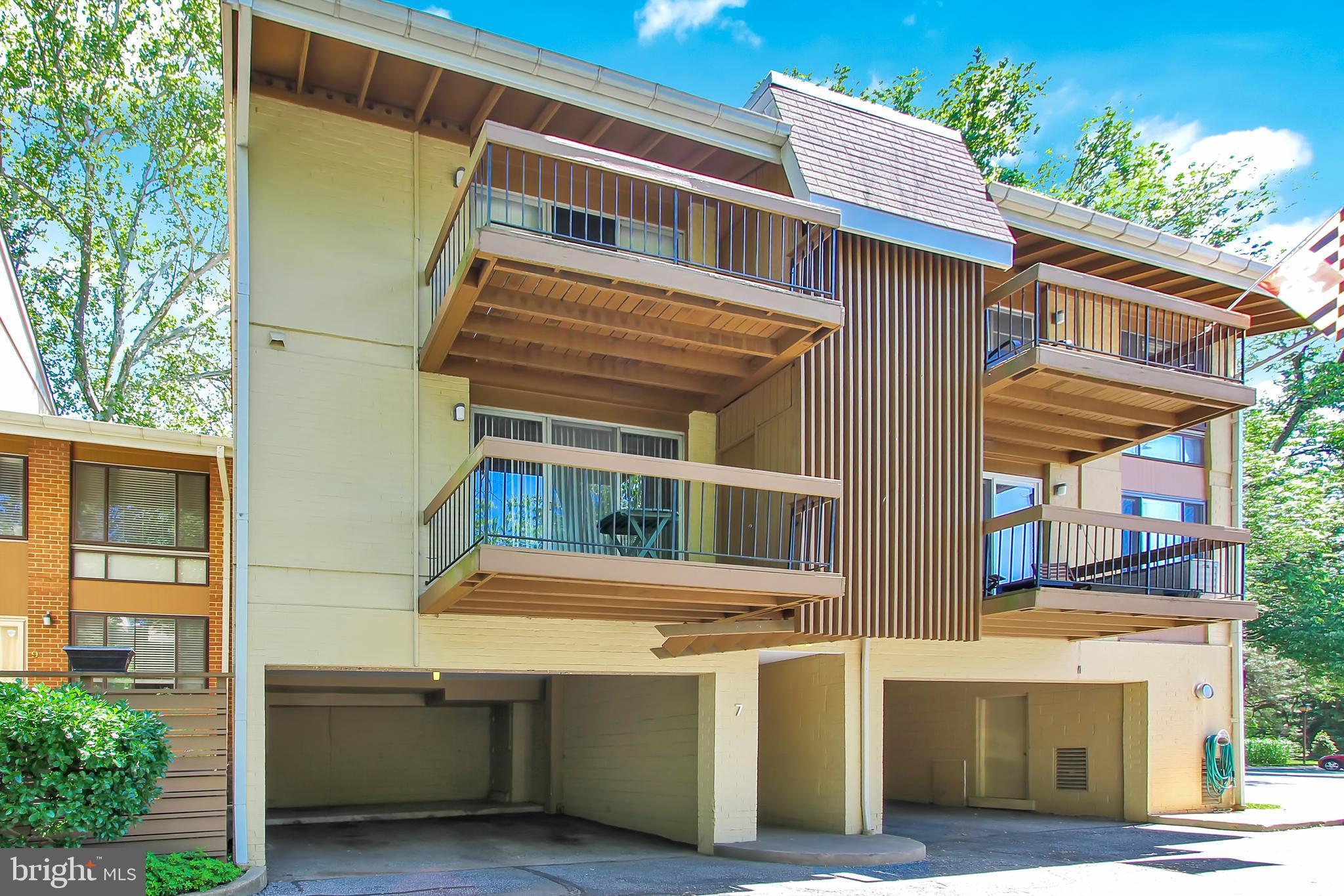 Cross Keys Condominiums for Lease