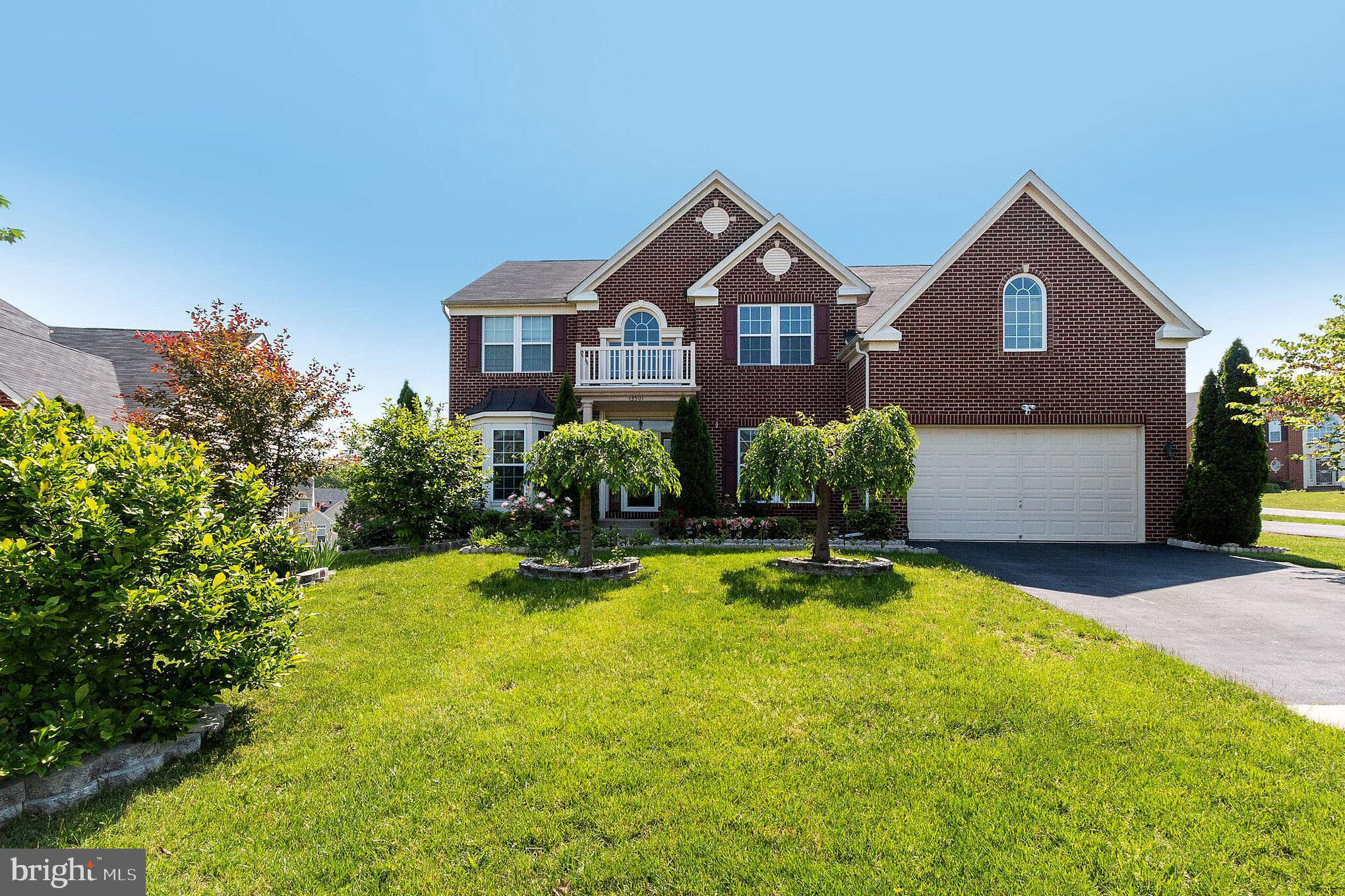 13501 OAKLANDS MANOR DRIVE, LAUREL, MD 20708