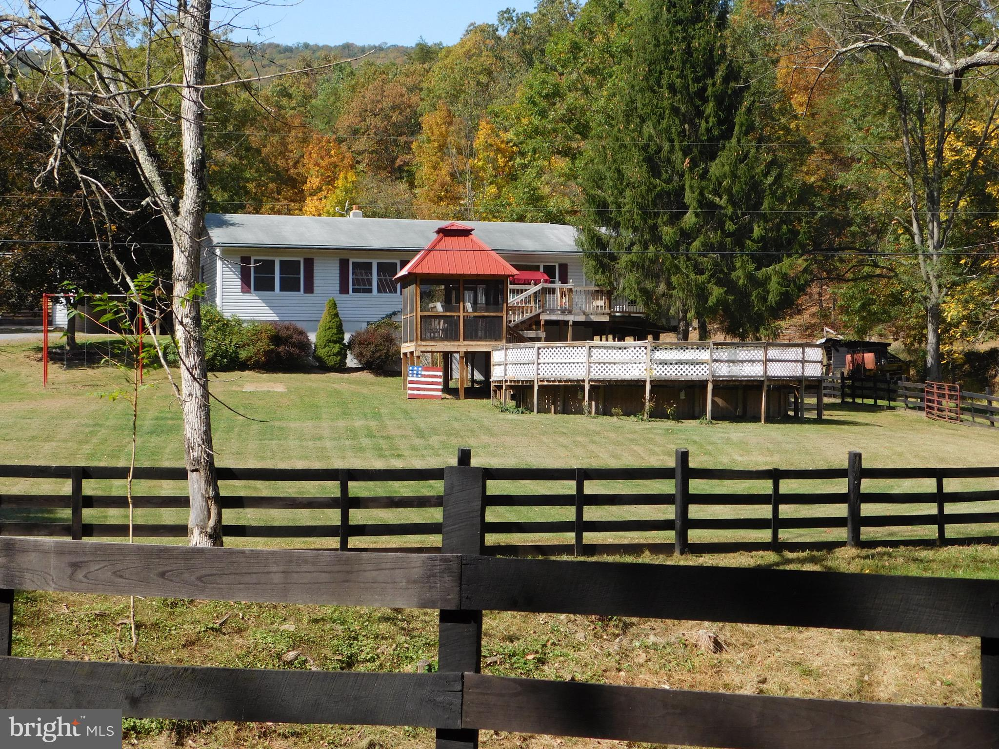 4515 ARKANSAW ROAD, BAKER, WV 26801