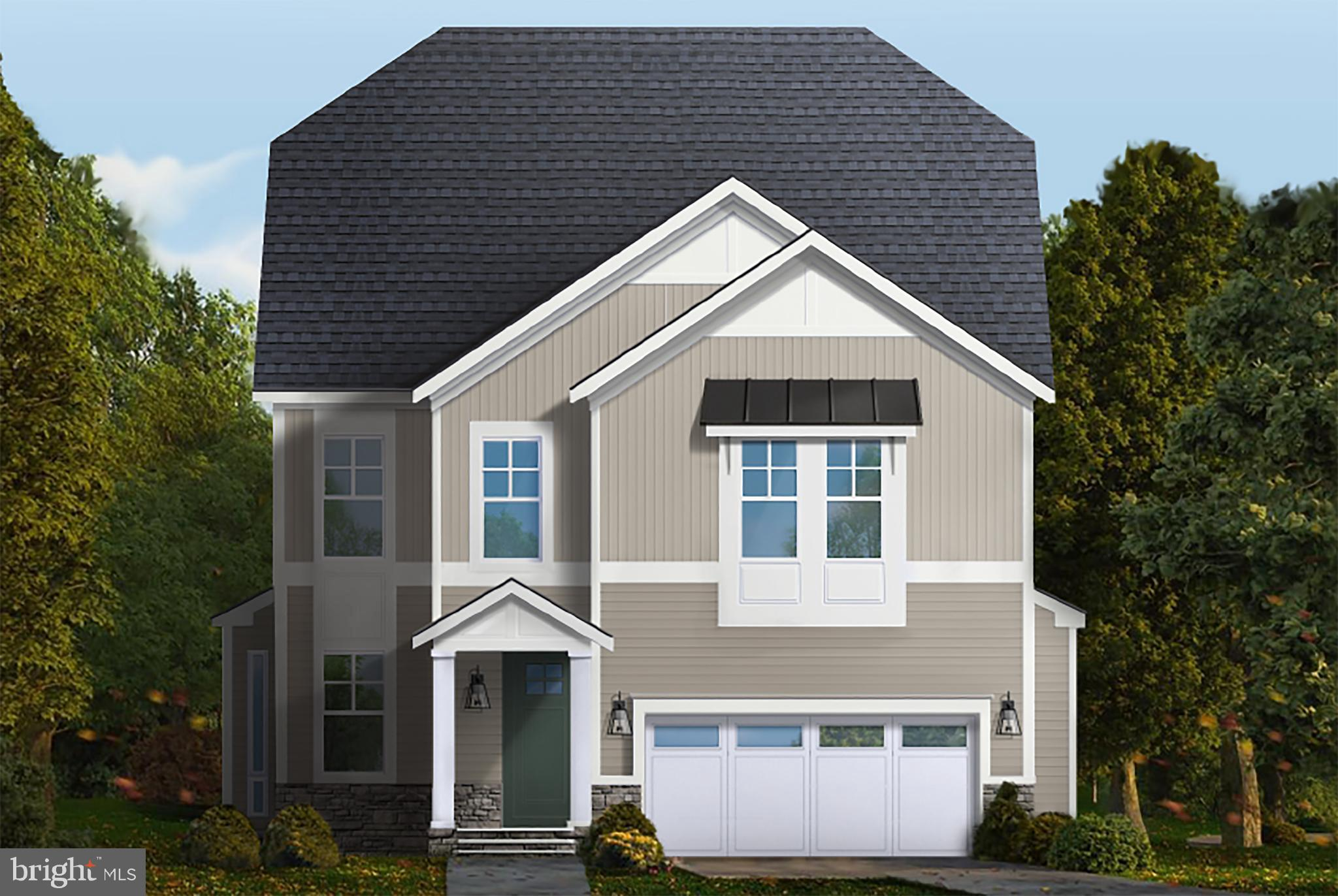 Brand new construction by local builder in sought after Hollin Knoll neighborhood! Expected completion on or before July 30, 2019.  Steps to neighborhood park, pool, Hollin Hall Shopping Center, and GW Parkway! List of included finishes and features available upon request or in the documents section. This one of a kind modern farmhouse offers 4,104 finished square feet on three fully finished levels, 5 bedrooms and 4.5 bathrooms.  The open concept main level features hardwood floors, 9-foot ceilings and a gas fireplace. Stunning kitchen with center island, stainless steel appliances, painted maple cabinetry, quartz countertops, designer lighting and subway tile backsplash.  Mudroom and Pantry just off the kitchen. Kitchen opens to family room and screen porch. 4 spacious bedrooms, 3 full baths and separate laundry room on the upper level. The master suite is complete with large dressing room/walk-in closet and beautiful master bath complete with a freestanding Kohler soaking tub, vanities with quartz countertops and glass shower door. Finished walk out basement includes rec room, 5th bedroom and 4th full bathroom. Attached 2-car front loading garage. UPGRADE OPTION - finish 4th level loft for 6th bedroom and 5th full bath, adding an additional 898 sq ft.  The home offers many unique freatures including a covered patio, screened in porch, walk up attic, mud room and large pantry!  You have never seen Hollin Hall done so well!!!