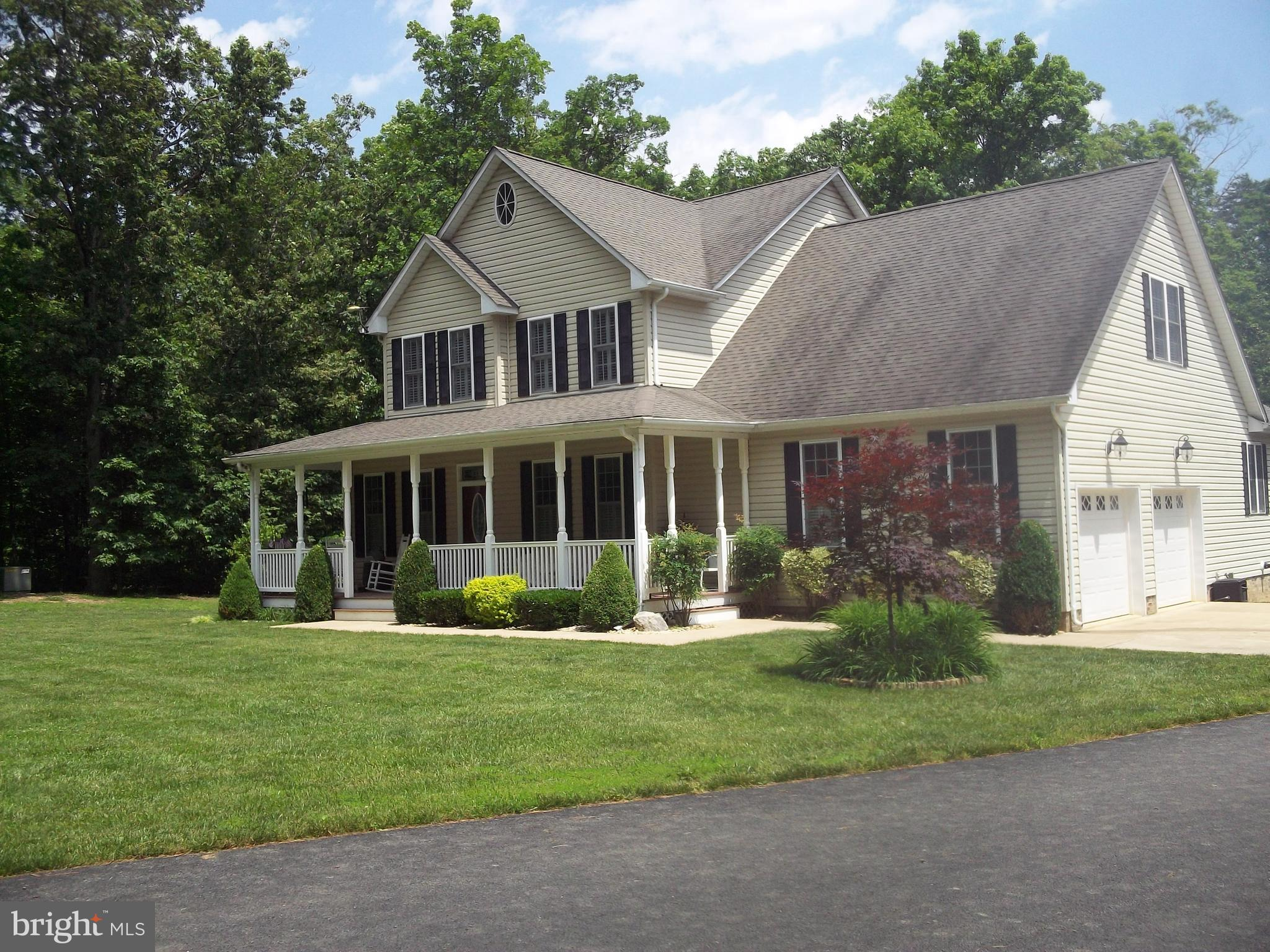 318 THOMAS DRIVE, MIDDLETOWN, VA 22645