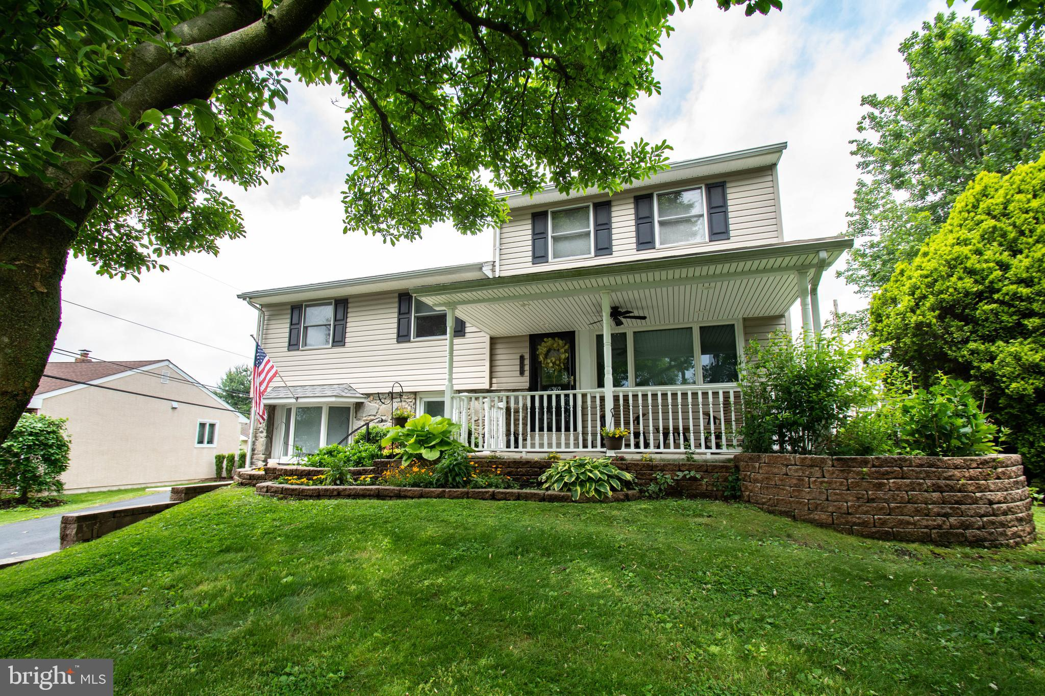 362 WESTBOURNE DRIVE, BROOMALL, PA 19008