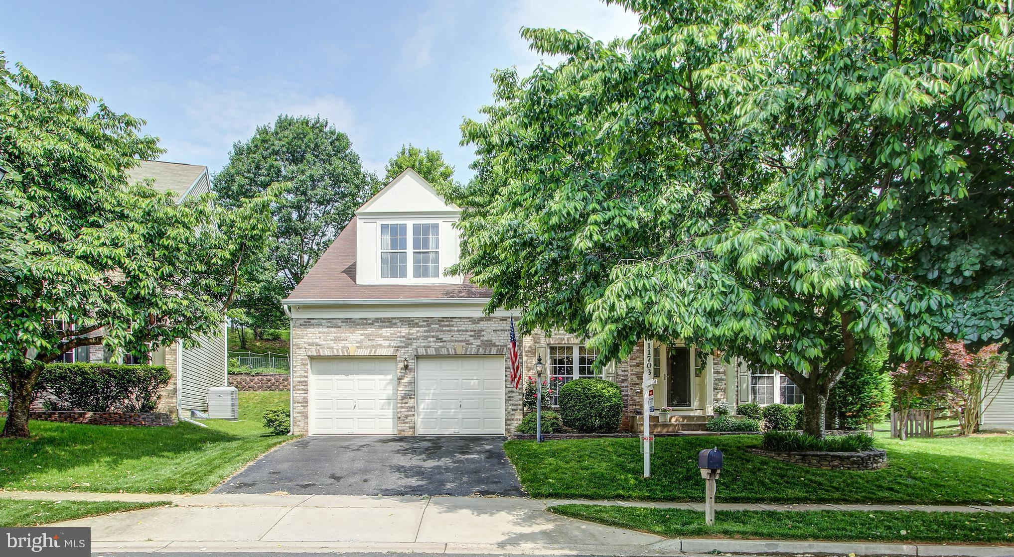 11703 TALL PINES DRIVE, GERMANTOWN, MD 20876
