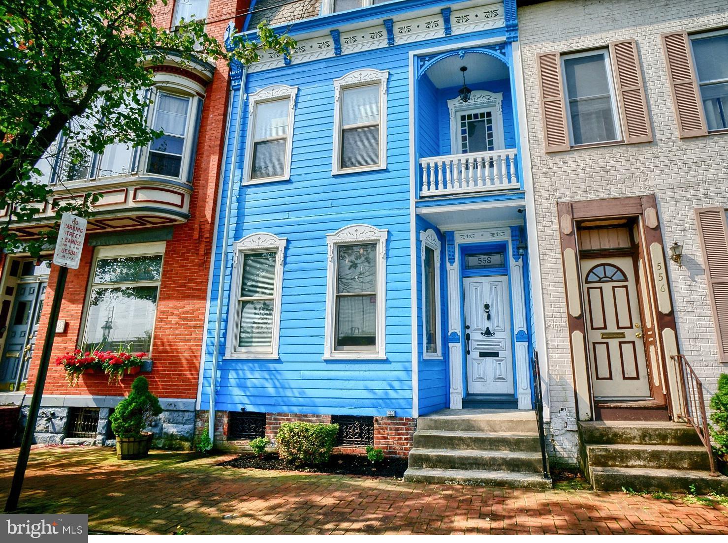 558 RACE STREET, HARRISBURG, PA 17104