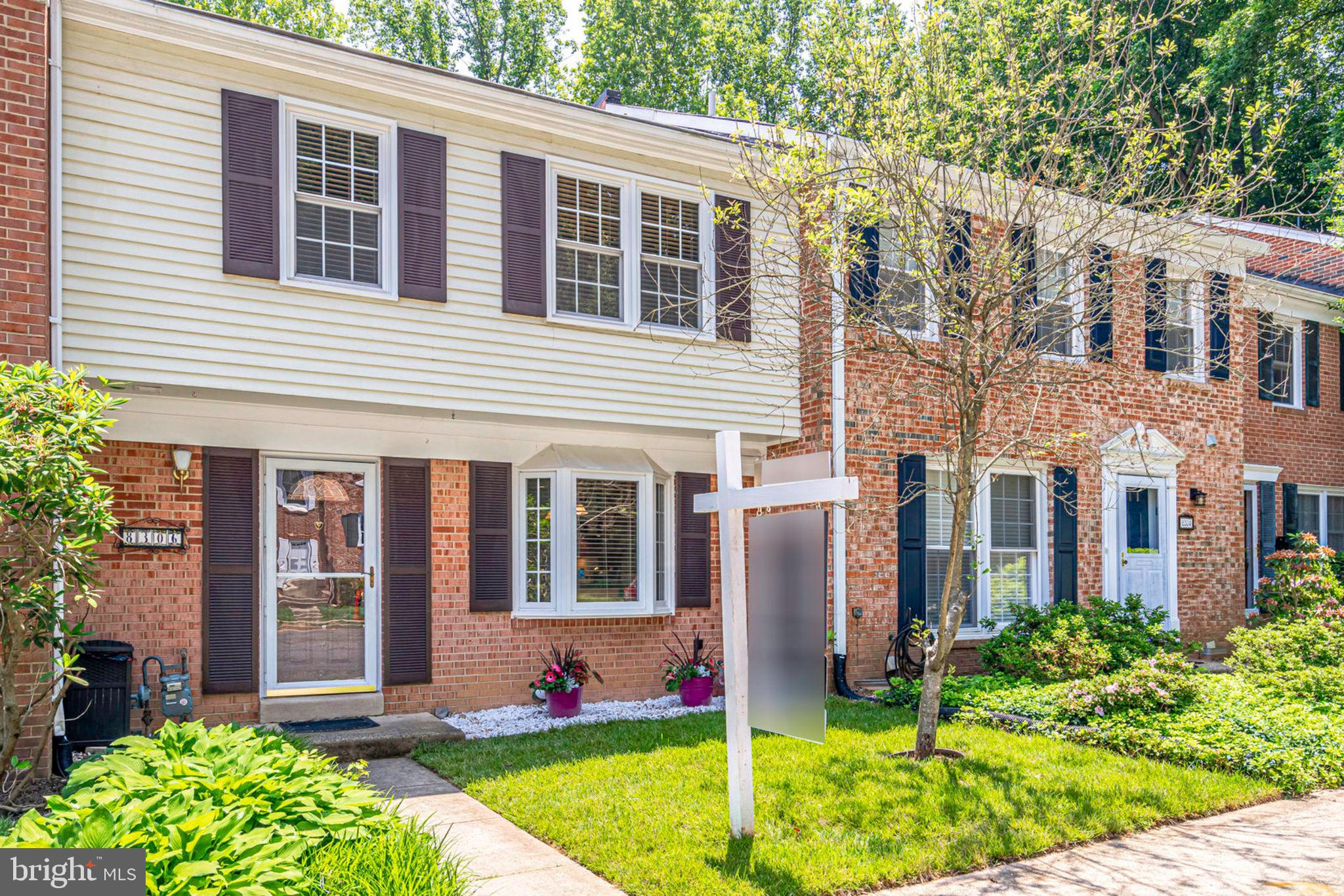 Please submit offers not later than Monday at noon.  This is the one you've been waiting for! Huntington model is the largest model in Danbury Forest with views of Parkland.  Open Floor plan with beautiful Gourmet Kitchen/Dinning Room designed for serious cooking and entertaining.  Granite countertops, ceramic backsplash, lots of cabinet space,  overlooking Living Room with large windows and slider to deck with a view of Lake Accotink Park.  You will not want to leave.  Upper Level offers 4 generous size bedrooms, Master Bedroom with hardwood floors and master bath.  Inviting Family Room in basement that walks out to fully fenced yard.  Updates include HVAC, Water Heater, Washer, etc.  Excellent Location with easy access to 495/95 VRE, Mosaic District.   Two bus stop at community pool. It serves two routes: 17L a northbound express bus to the Pentagon in the morning and a southbound express in the late afternoon/evenings. The 17B also goes to/from the Pentagon.