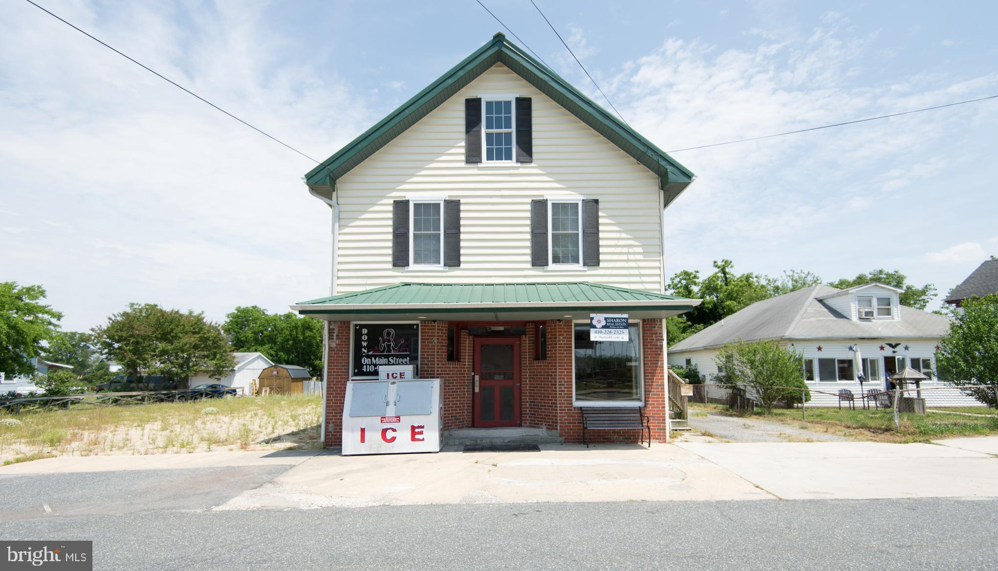 107 MAIN STREET, SECRETARY, MD 21664