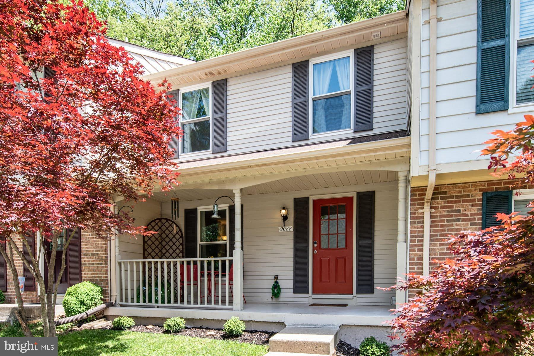 Welcome to this gorgeous 3 bedroom, 2 full and 2 half bath home is in a great location and with lots of upgrades. This home is situated close to I-395/495, the Fairfax County Parkway, a host of commuter options, nearby parks, and high-quality retail at Springfield Mall. Enjoy the great flow from the living room at the entrance to the all stainless steel, open eat-in kitchen. The upgraded Kitchen features granite countertops, new cabinets, and Stainless steel appliances. The upper level includes three bedrooms and two full baths with a full Master Bedroom suite.Other highlights include a large, finished basement, wood floors, new carpet, and minutes distance to commuter slug line! Bright, spacious and move in ready, this home is a gem!Don't miss out on this beautiful home in the Old Keene Mill Village community.