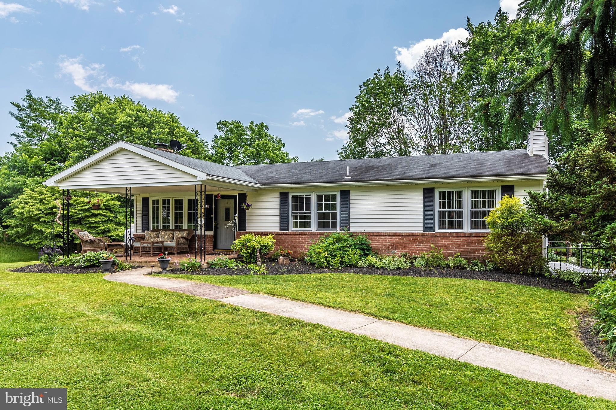 609 VALLEY ROAD, KNOXVILLE, MD 21758