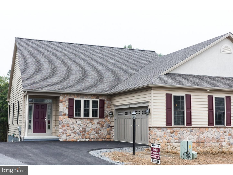 Lot 690 Honeycroft Blvd, Cochranville, PA, 19330
