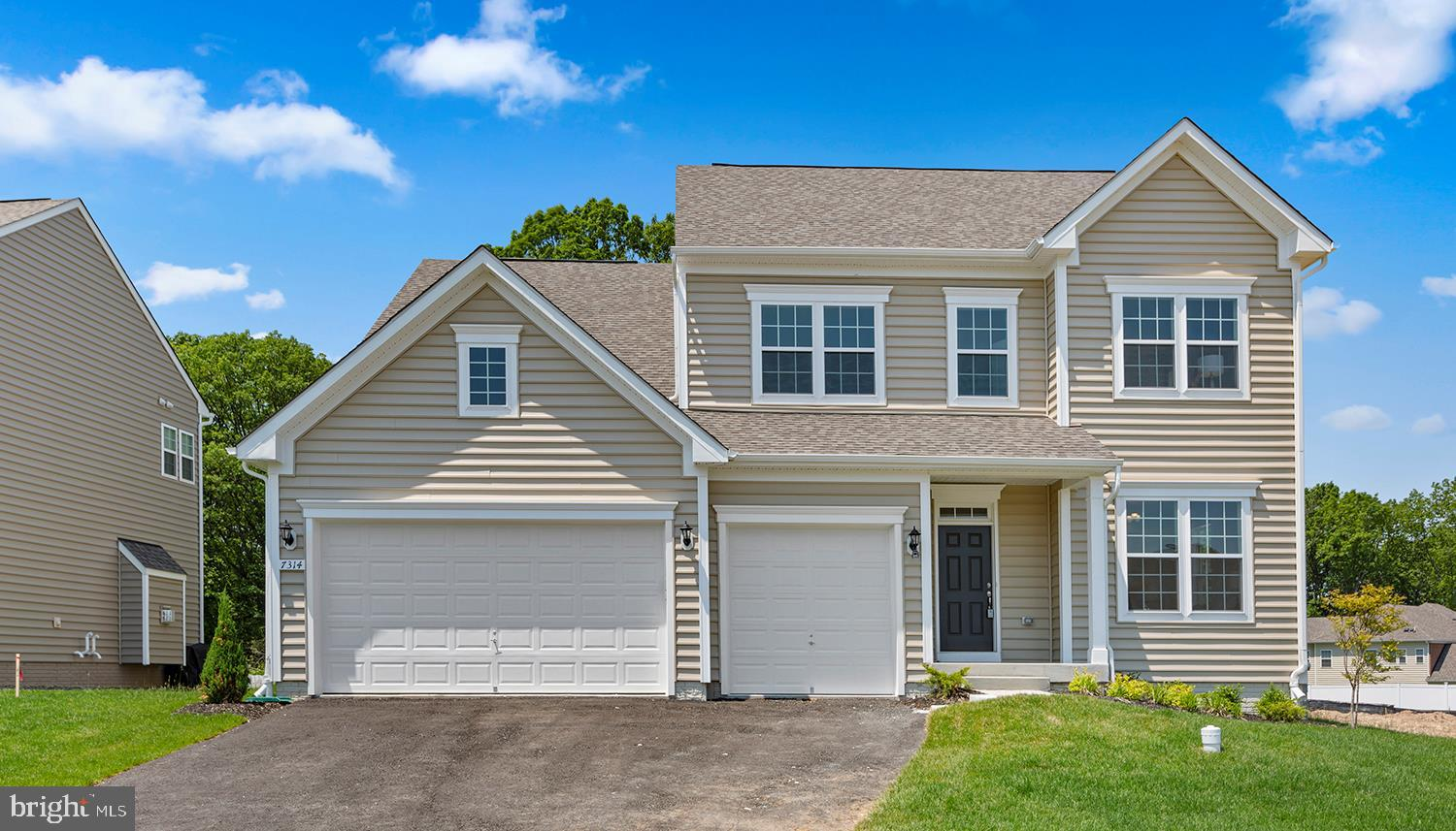 7314 ELBRIDGE COURT, JESSUP, MD 20794