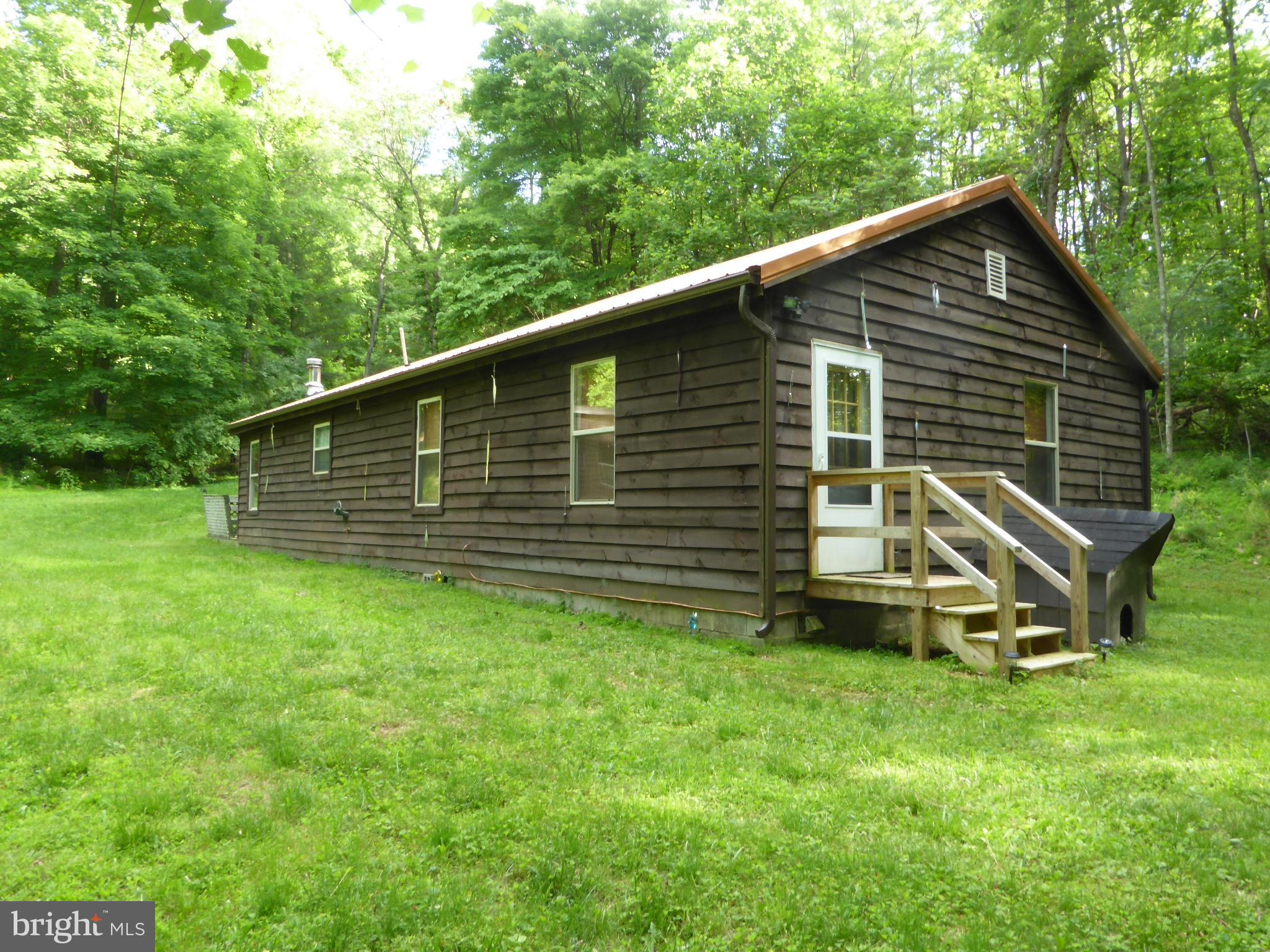 4883 THORN BOTTOM ROAD, LOST CITY, WV 26810