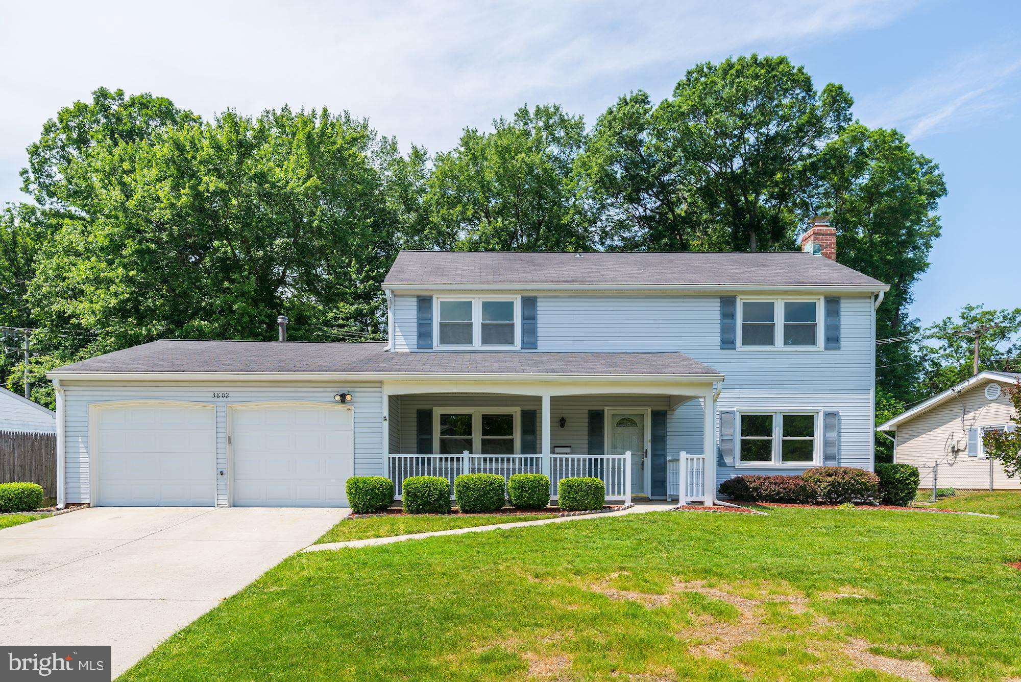 3802 CHAPEL FORGE DRIVE, BOWIE, MD 20715