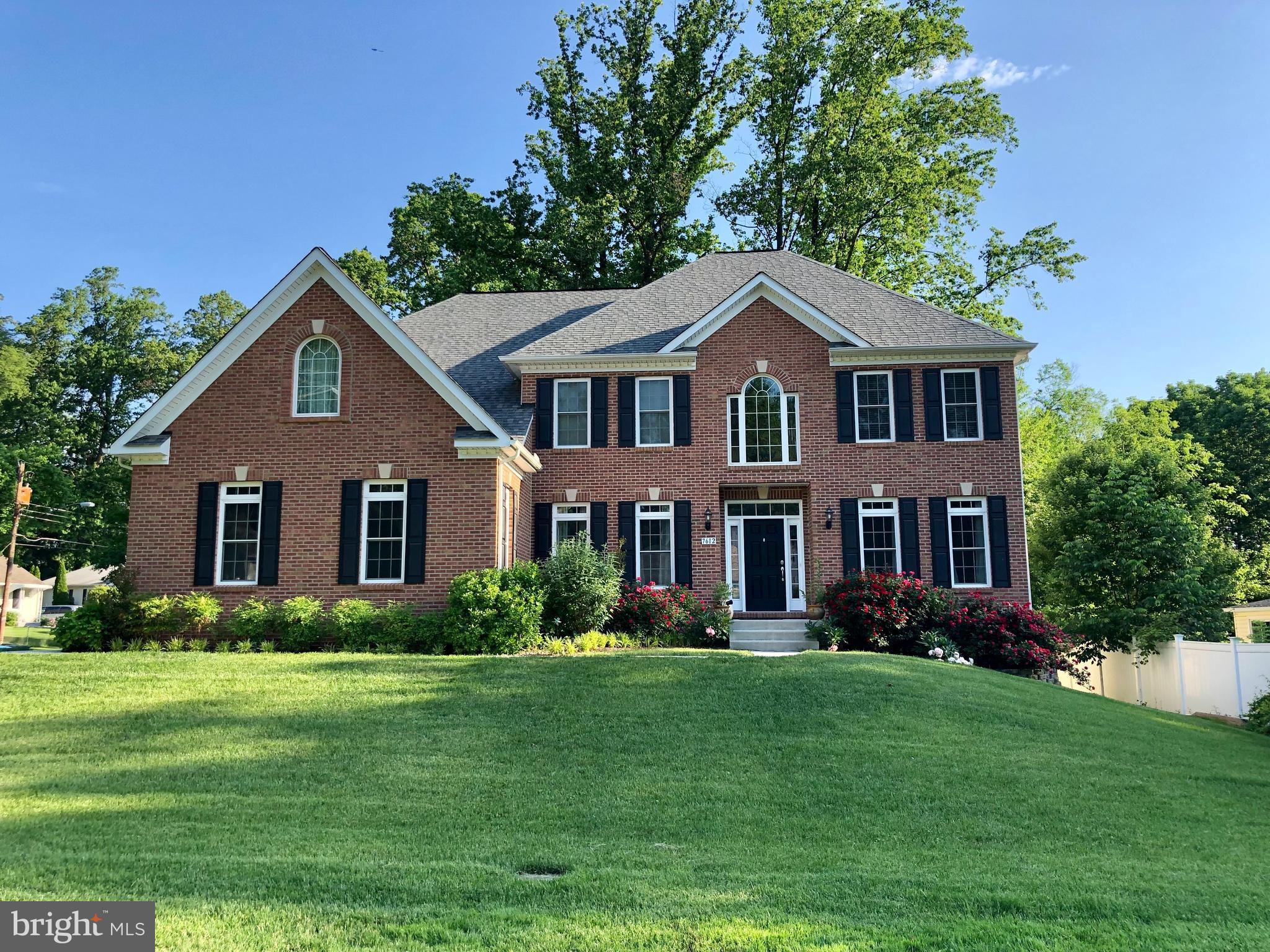 7612 FISHER DRIVE, FALLS CHURCH, VA 22043