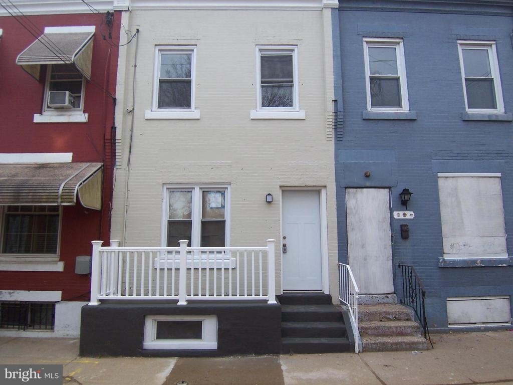 High-quality craftsmanship, timeless style and unique character - all for under 300k in red-hot Brewerytown! Take a look at this super cute complete renovation with very low property taxes. Roomy and bright, this 2-3 bed, 2.5 bath home has a fully finished basement, rear patio/yard and welcoming porch front. Located in one of the most exciting and desirable areas of the city, this home has it all. The first floor features new hardwood floors with recessed lighting living room dining room combo leading to the newly designed Kitchen with Stainless steel appliances including a French door refrigerator. Upstairs there are two bedrooms with high ceilings and great closet space with 2 newly designed full bathrooms for each suite. The finished basement has enough headroom for your tallest friends and adds a 3rd level of living space for your convenience complete with a new half bathroom and laundry hoodups. Can also be used as a third bedroom if needed. Brand new heating and Central Air Conditioning system with New Roof as well. Simply move in and enjoy. Located within a short walk to all the new bars, shops and restaurants along the bustling Girard Avenue corridor and just steps from Aldi supermarket. Large-scale new development surrounds the property. All systems are new including central air, recessed lighting and more. New roof with 15-year warranty included. Why buy a cookie cutter condo and pay fees when you can own this gorgeous home? Prices are expected to rise in Brewerytown for years to come so don't wait - schedule your showing today!