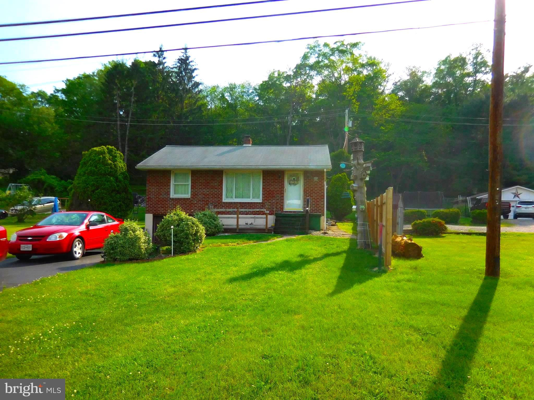 10514 MOUNT SAVAGE ROAD, CORRIGANVILLE, MD 21524