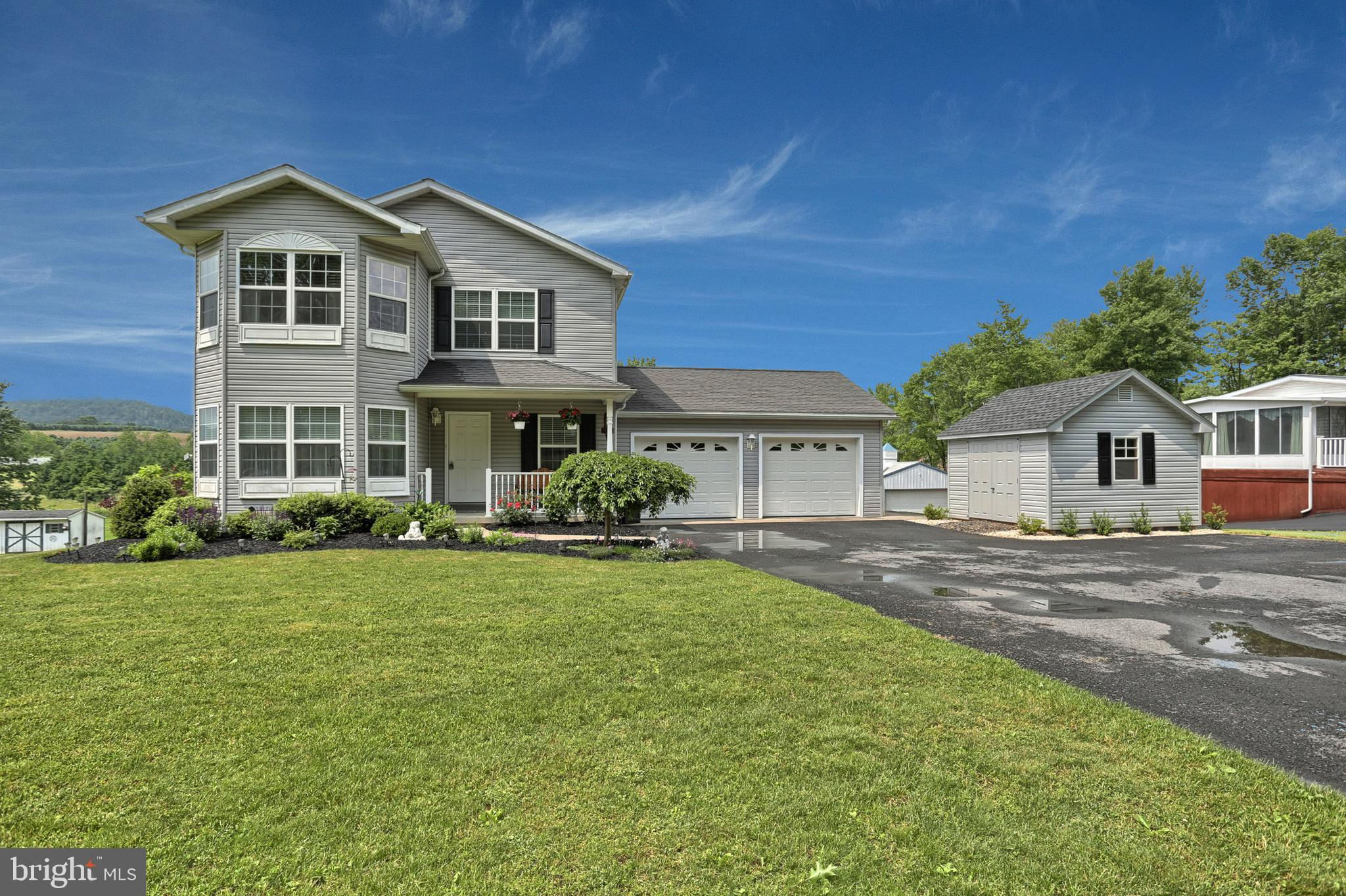 85 SWEET ARROW LAKE ROAD, PINE GROVE, PA 17963
