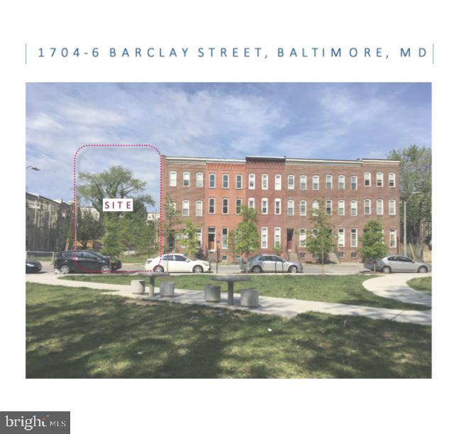 1706 Barclay Street Baltimore Md 21202 Properties Noahs Fmc