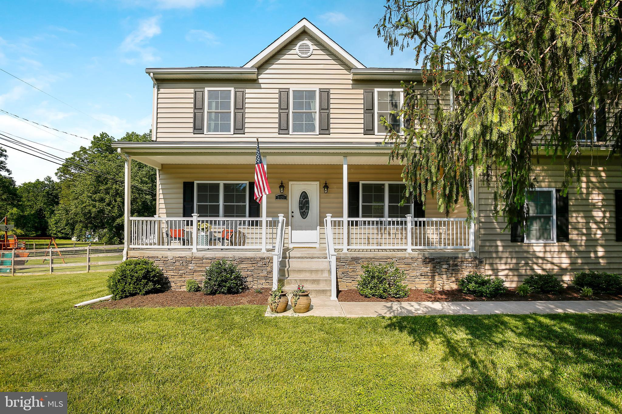 2020 MILLERS MILL ROAD, COOKSVILLE, MD 21723