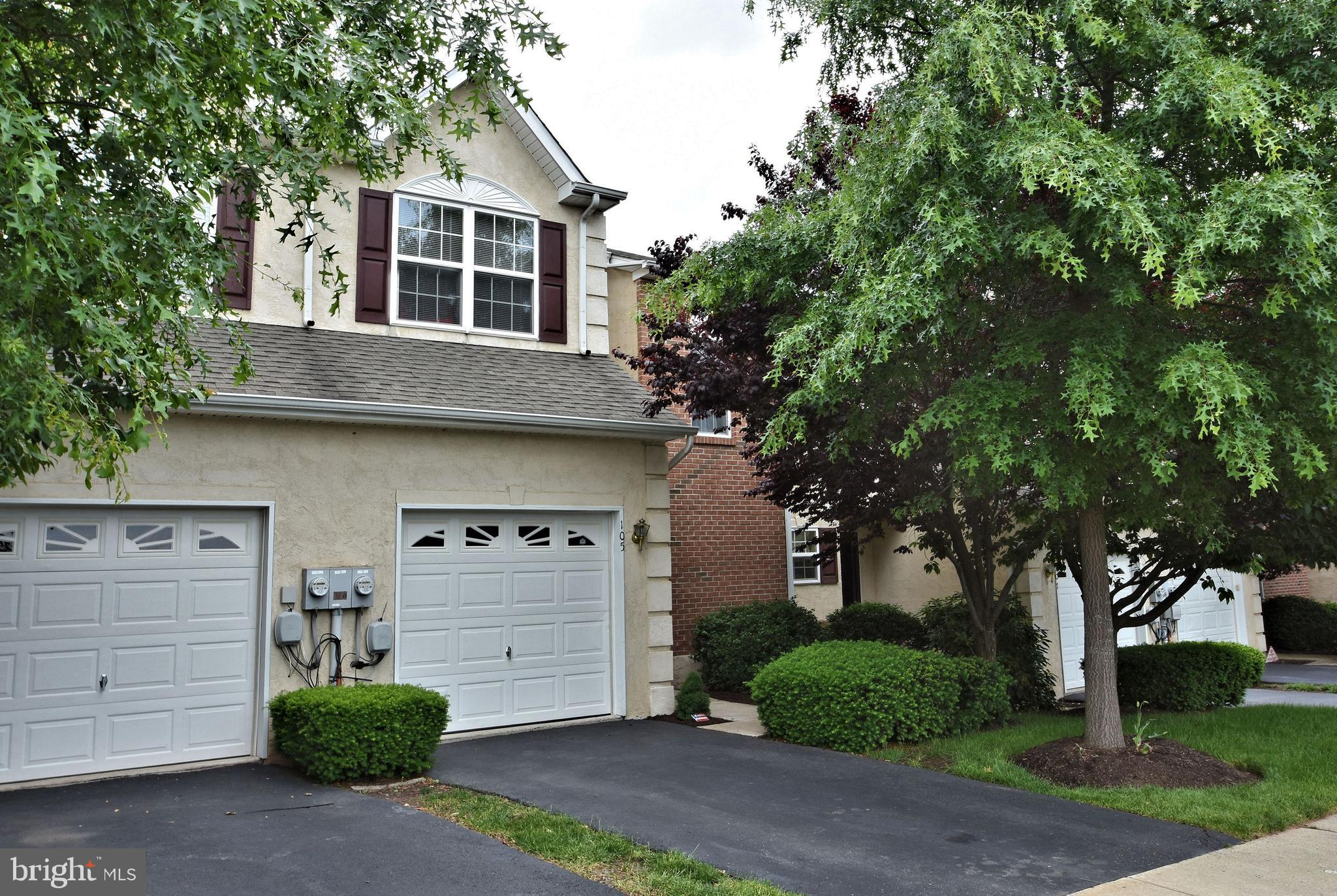 105 THORNDALE DRIVE, RED HILL, PA 18076