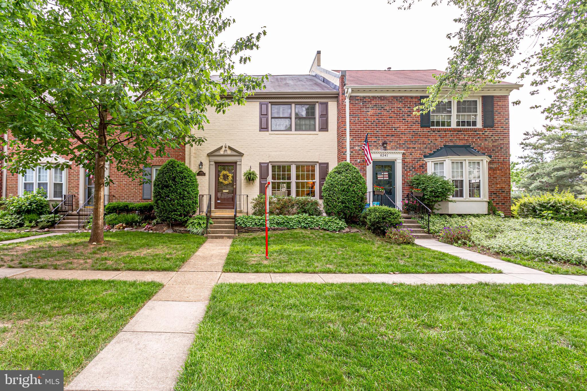 A Charlestown beauty! All brick 3BR/2.55BA townhouse w/ walkout basement! Elegant curved staircase entrance! Hardwood floors! Formal living & dining rooms! Fully renovated granite kitchen! Master suite w/ walk-in closet & frameless glass shower! Finished walk-out basement w/ half bath & Pella French Doors w/ roll screens, builtins & wine fridge open to private brick patio w/ hot tub! Anderson Renewal windows! Call today for your private showing!