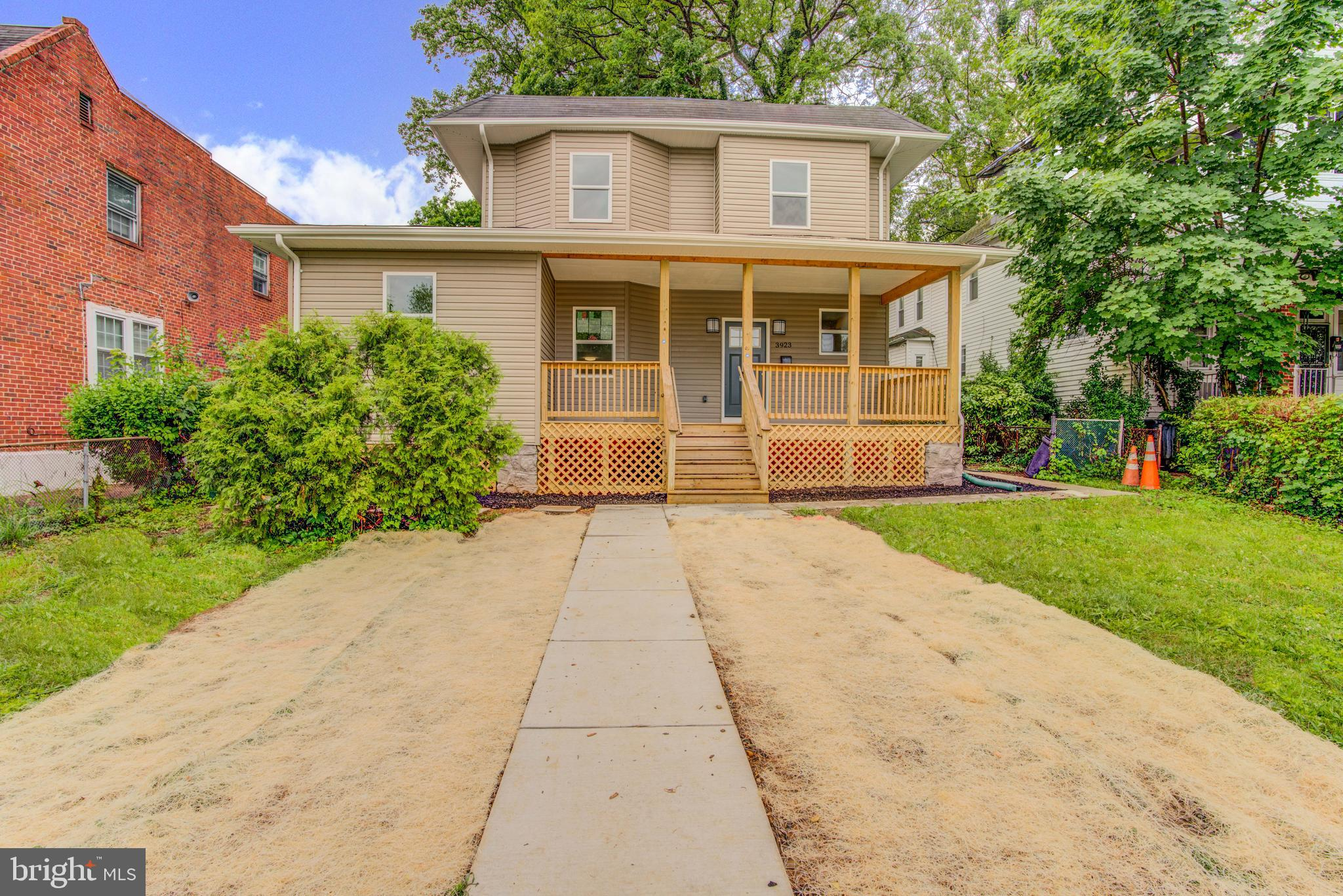 3923 FAIRVIEW AVENUE, BALTIMORE, MD 21216