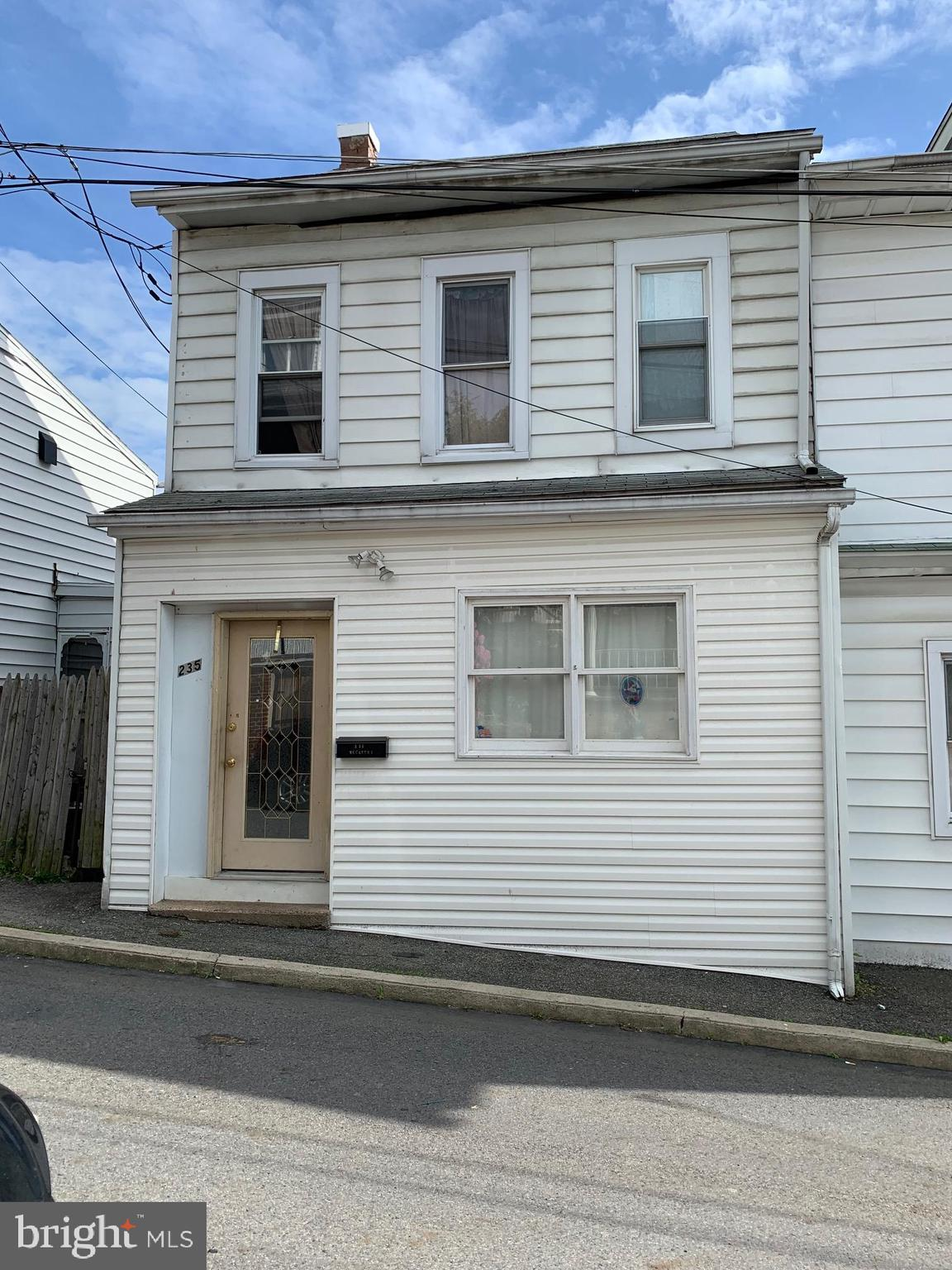 235 TWIN STREET, MINERSVILLE, PA 17954