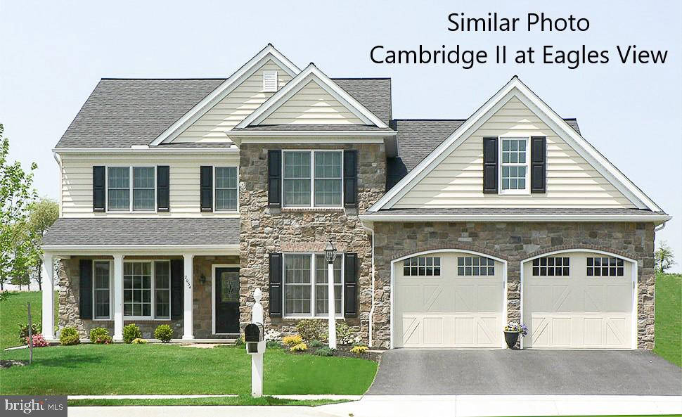 CAMBRIDGE II MODEL AT EAGLES VIEW, YORK, PA 17406