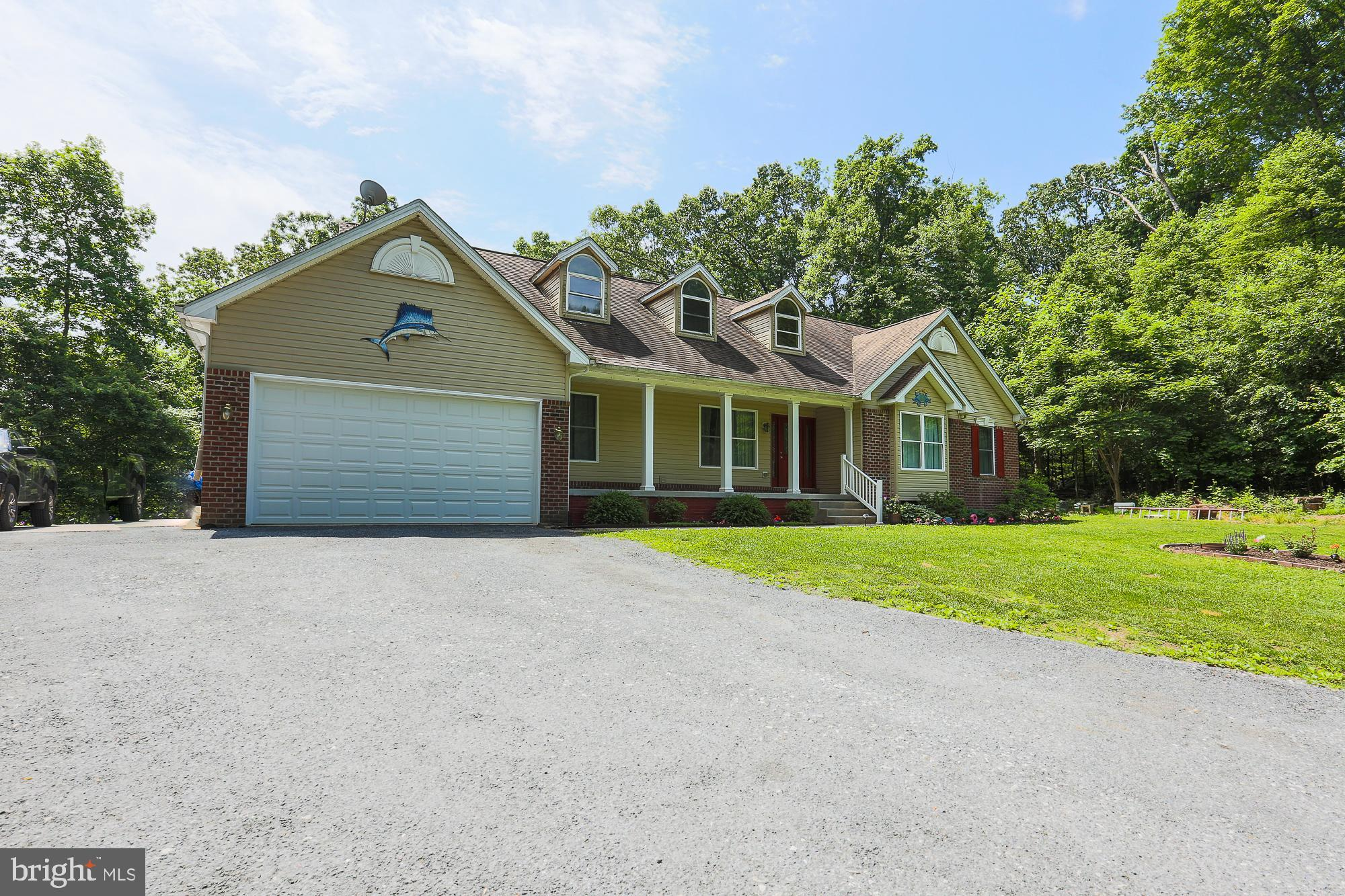 1215 BERNOUDY ROAD, WHITE HALL, MD 21161
