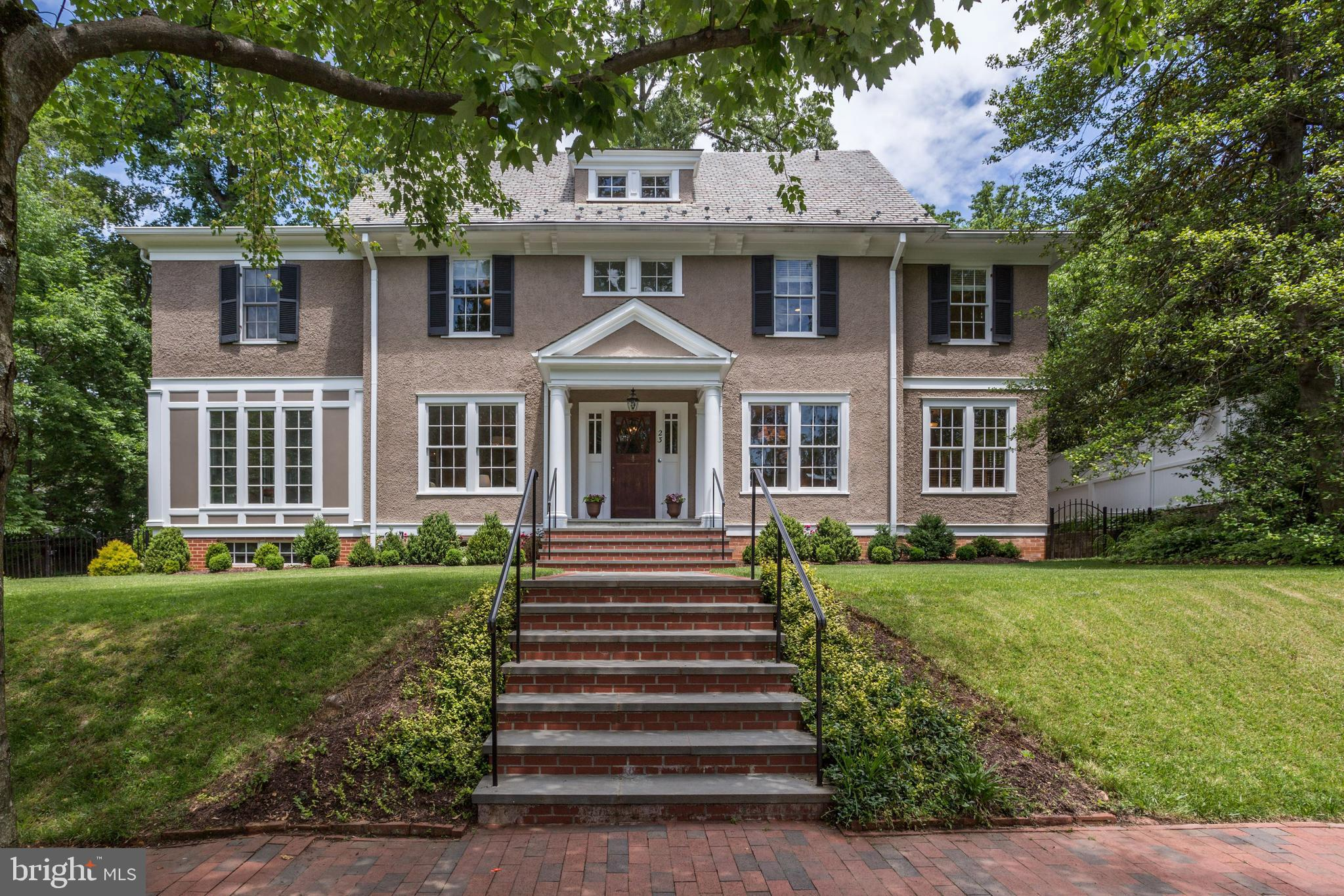 23 W IRVING STREET, CHEVY CHASE, MD 20815