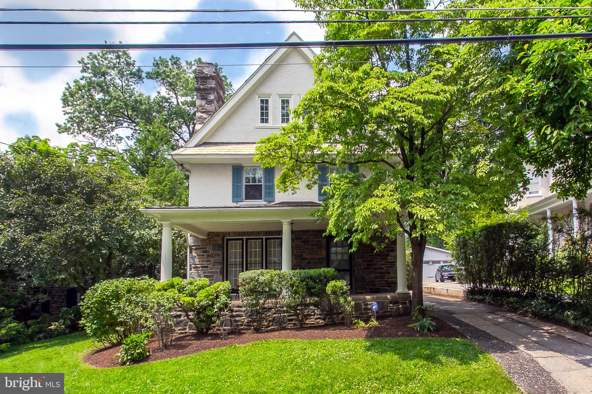 353 N BOWMAN AVENUE, MERION STATION, PA 19066