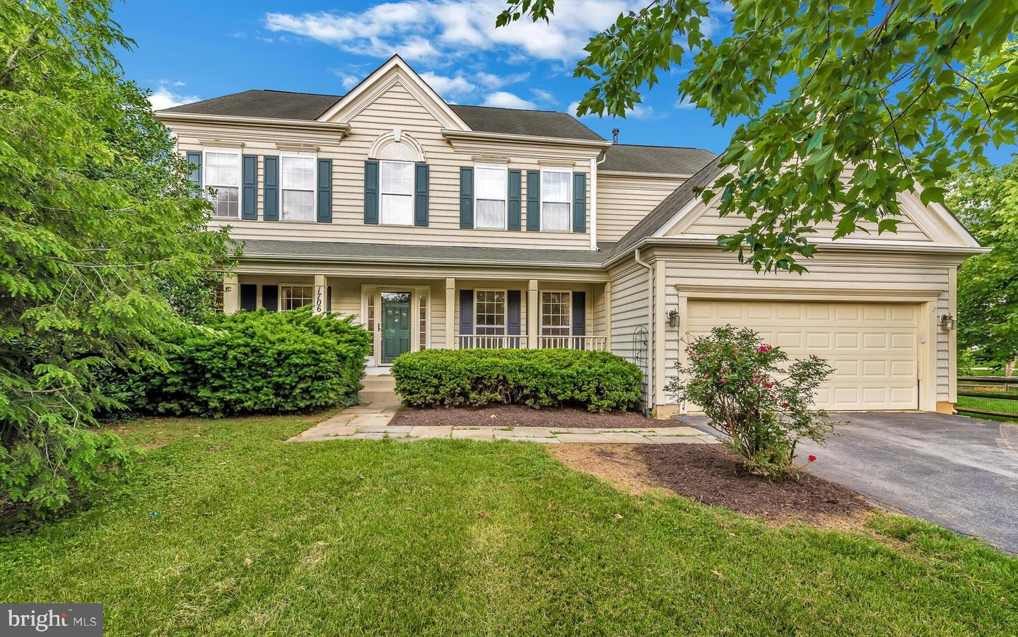 1706 Dearbought Ct Frederick MD 21701