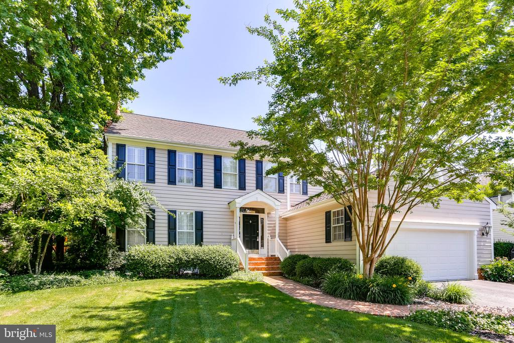 Incredible opportunity to own this beautifully updated and well maintained house in the highly sought after neighborhood of ~The Hillside at Seminary.~  Enjoy each level of this 4 bedroom 3 Full and 1 Half bath Colonial home.  Features include: Fully screened in 3 season room off the kitchen, open floor plan, gourmet kitchen with granite countertops and stainless steal appliances, huge finished basement, and a fully fenced backyard perfect for entertaining.  Fantastic location in high demand school district, just a few minuets to all the shops and restaurants at Greenspring Station, Meadowood Park I83 and York Road.