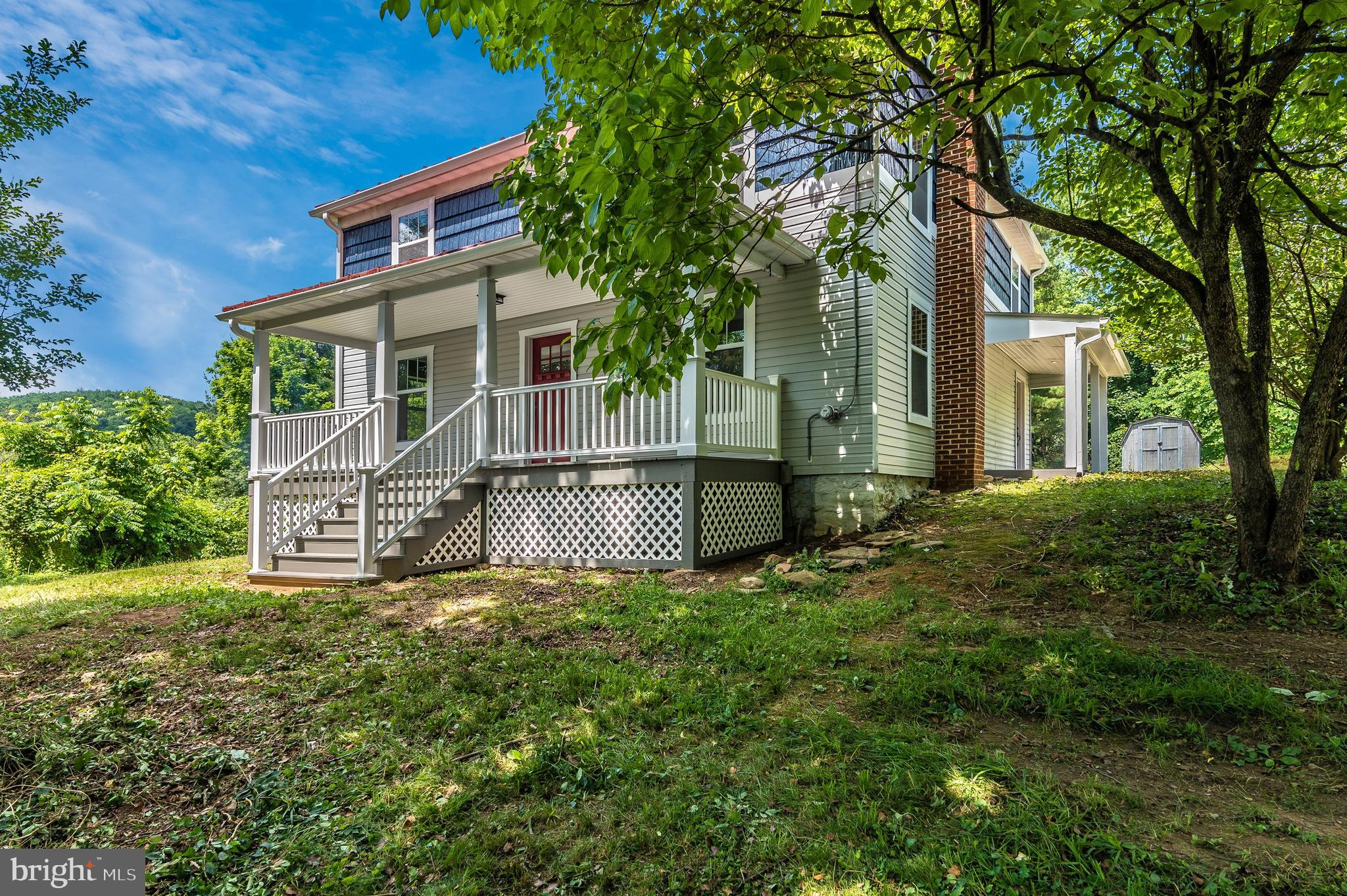 3510 S MOUNTAIN ROAD, KNOXVILLE, MD 21758