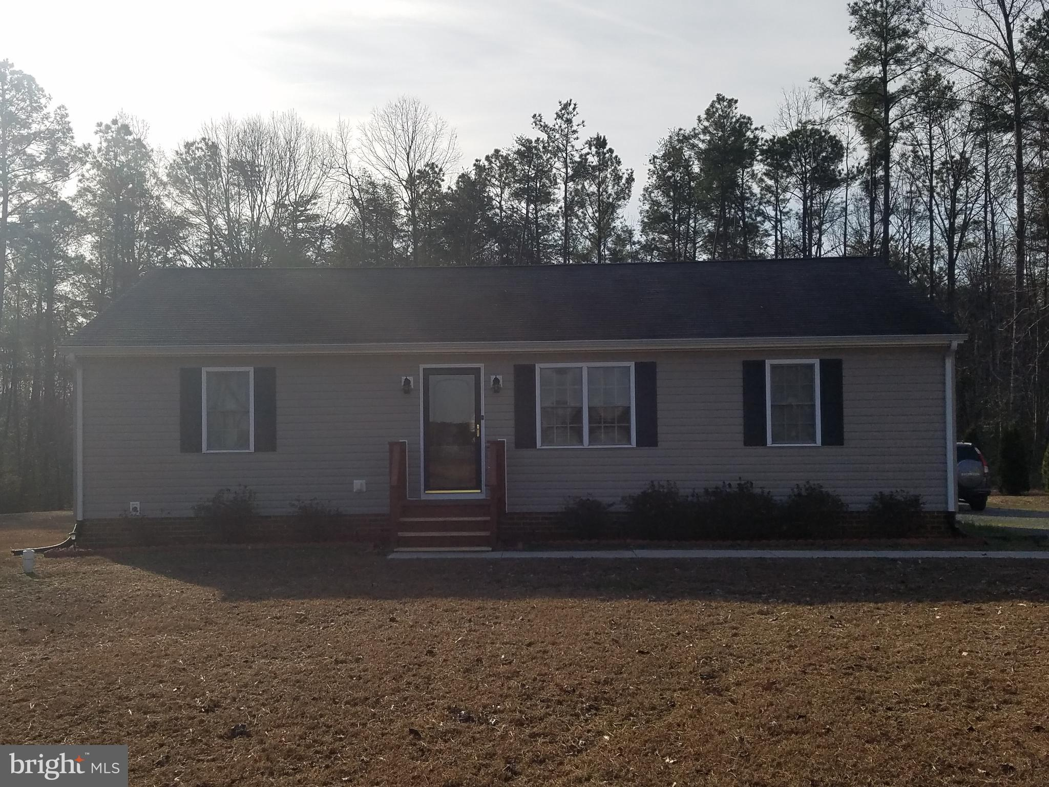 640 FAUCETTS ROAD, KING AND QUEEN COURT HOUSE, VA 23085