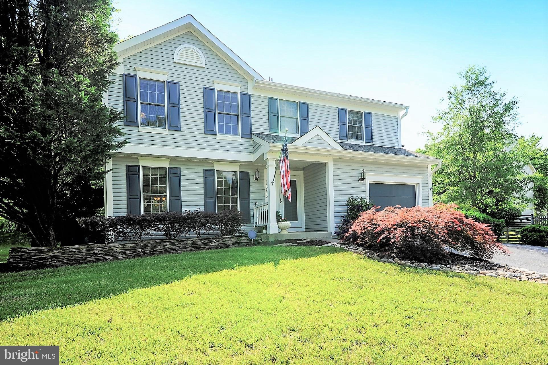 13412 STEEPLECHASE DRIVE, BOWIE, MD 20715