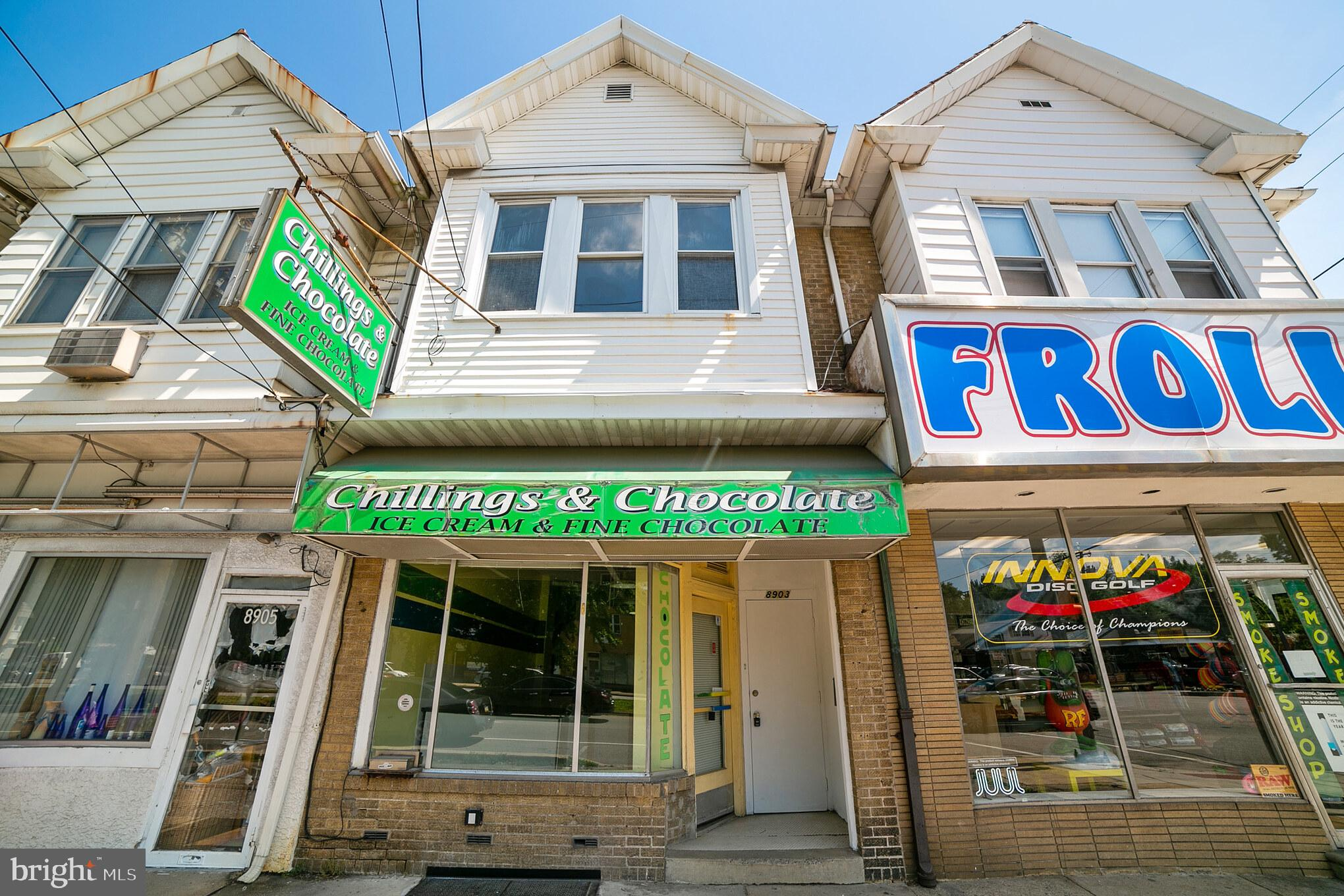 8903 WEST CHESTER PIKE, UPPER DARBY, PA 19082