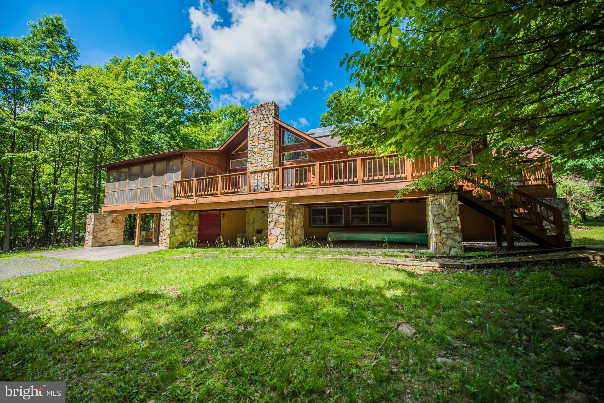 480 WILD APPLE LANE, BLOOMERY, WV 26817
