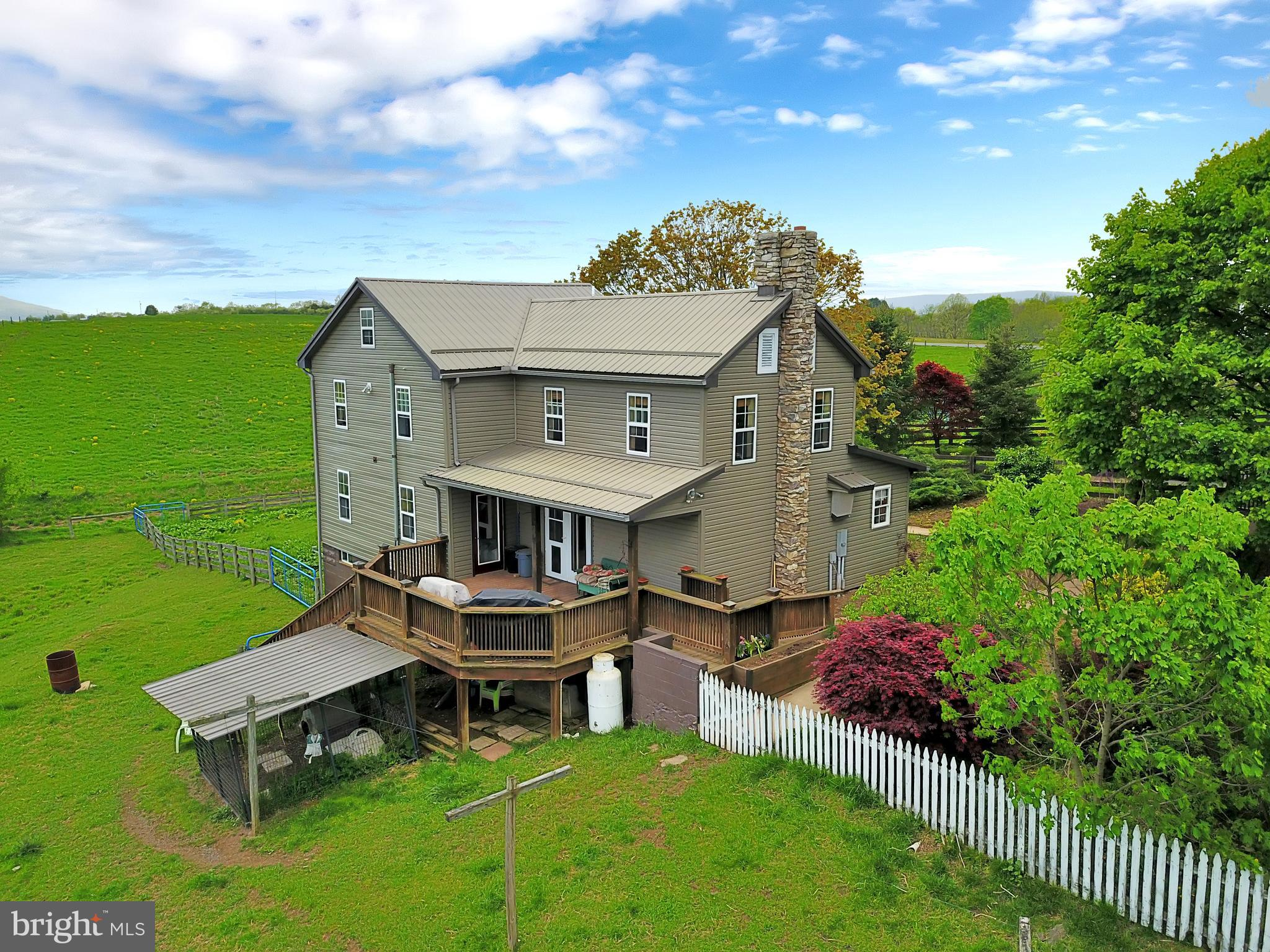 3466 BREEZY POINT ROAD, MC CONNELLSBURG, PA 17233