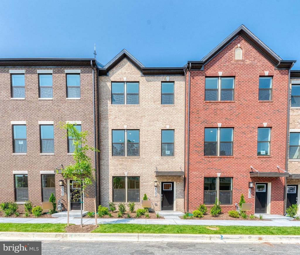 The Residence at Roland Heights is Baltimore's newest and most exciting new home community. Walking distance to the avenue at Hampden and Union Collective, and only Minutes to Woodbury, Roland Park, John Hopkins, Loyola, The Baltimore Zoo and the inner harbor. The Community is situated directly off I-83 and is a commuter's dream. Tie together the best of both worlds with new home construction, a home warranty for peace of mind, Baltimore City living, and the versatility of being close to all your favorite shops, restaurants and bars. Explore Historic Baltimore while also living in a modern, smart home integrated, luxury townhome. Homes in this community feature Full Brick Front Elevations, Smart Home Tech Package, Large Quartz Island, rear deck, Luxury Plank flooring on lower and Main level, Oak Staircase with iron spindles, Gas Stainless Steel Appliances.