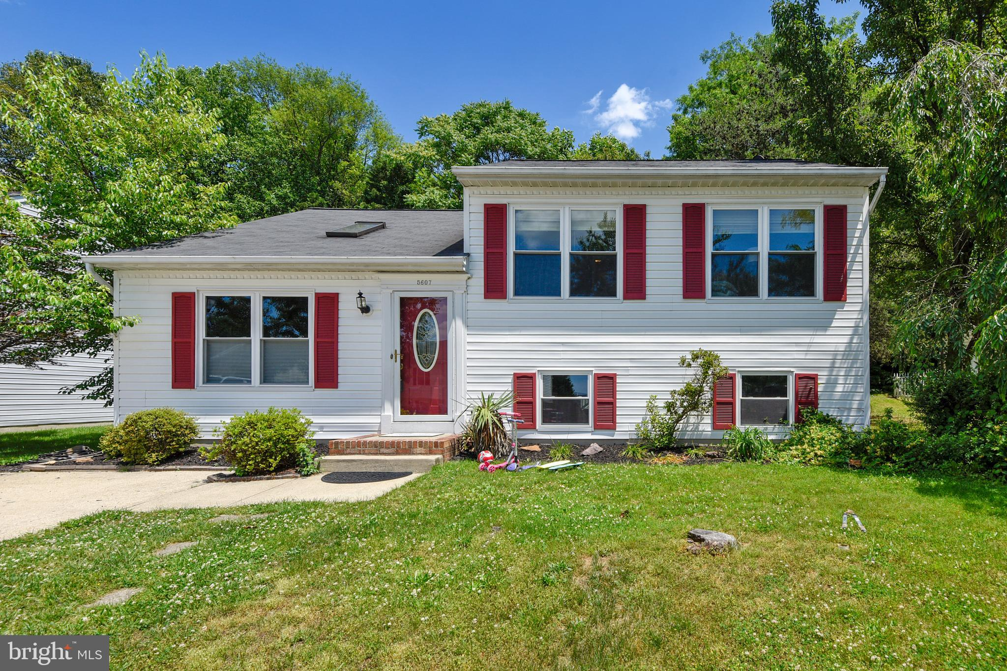 5607 CLIFF SIDE COURT, BALTIMORE, MD 21225
