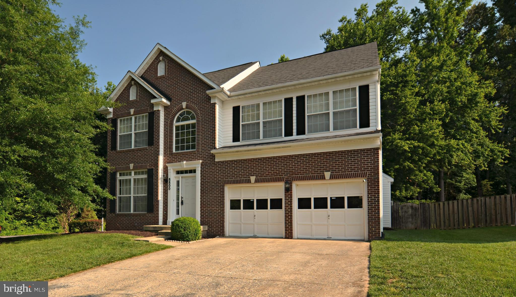 8800 SUMNER GROVE DRIVE, LAUREL, MD 20708