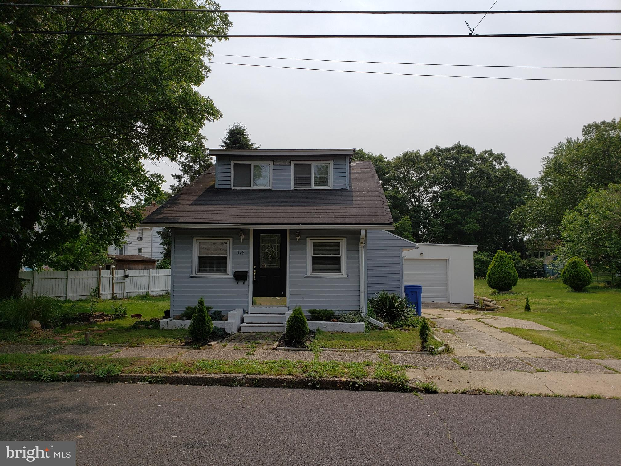 314 N 2ND STREET, NATIONAL PARK, NJ 08063