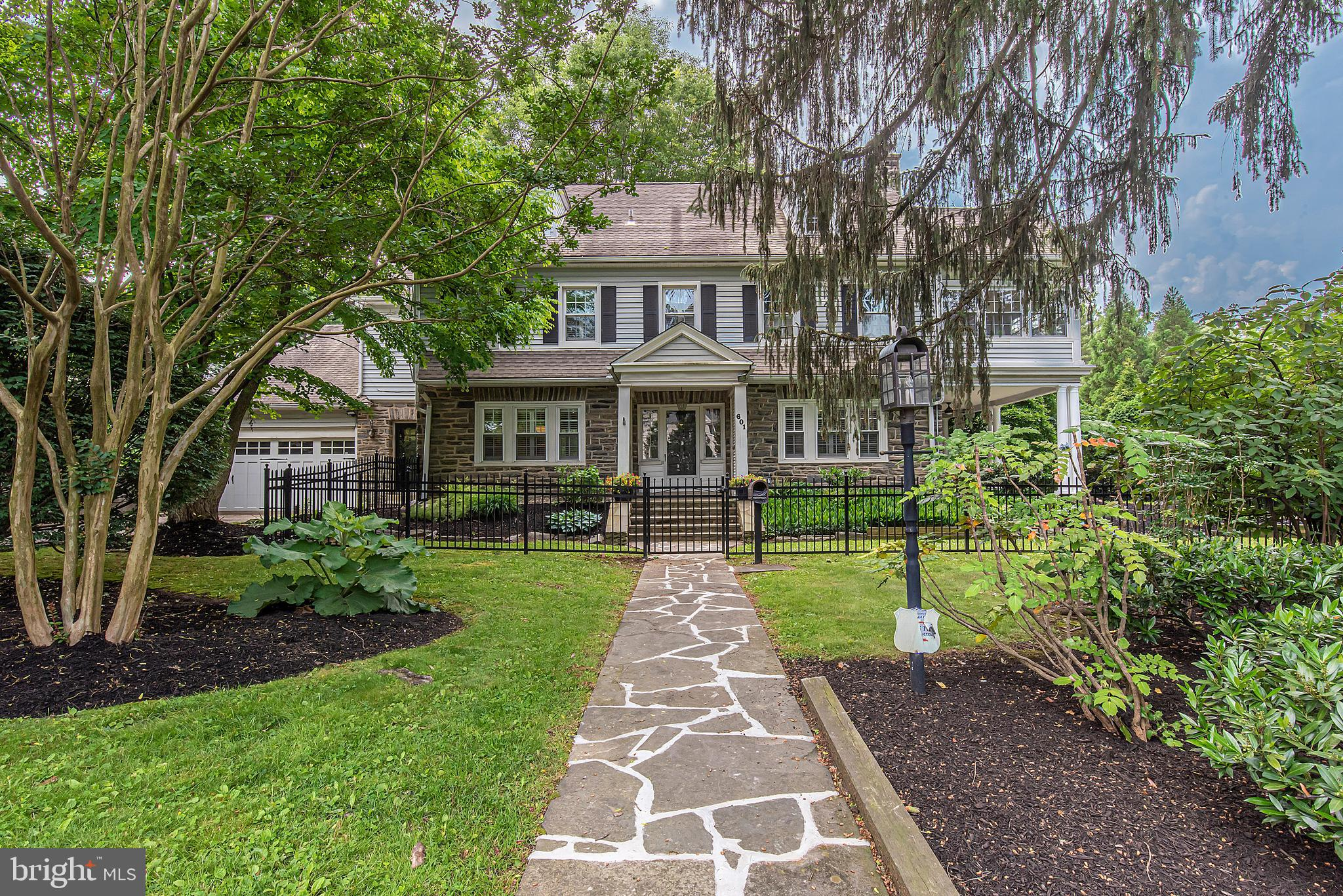 601 OVERHILL ROAD, ARDMORE, PA 19003
