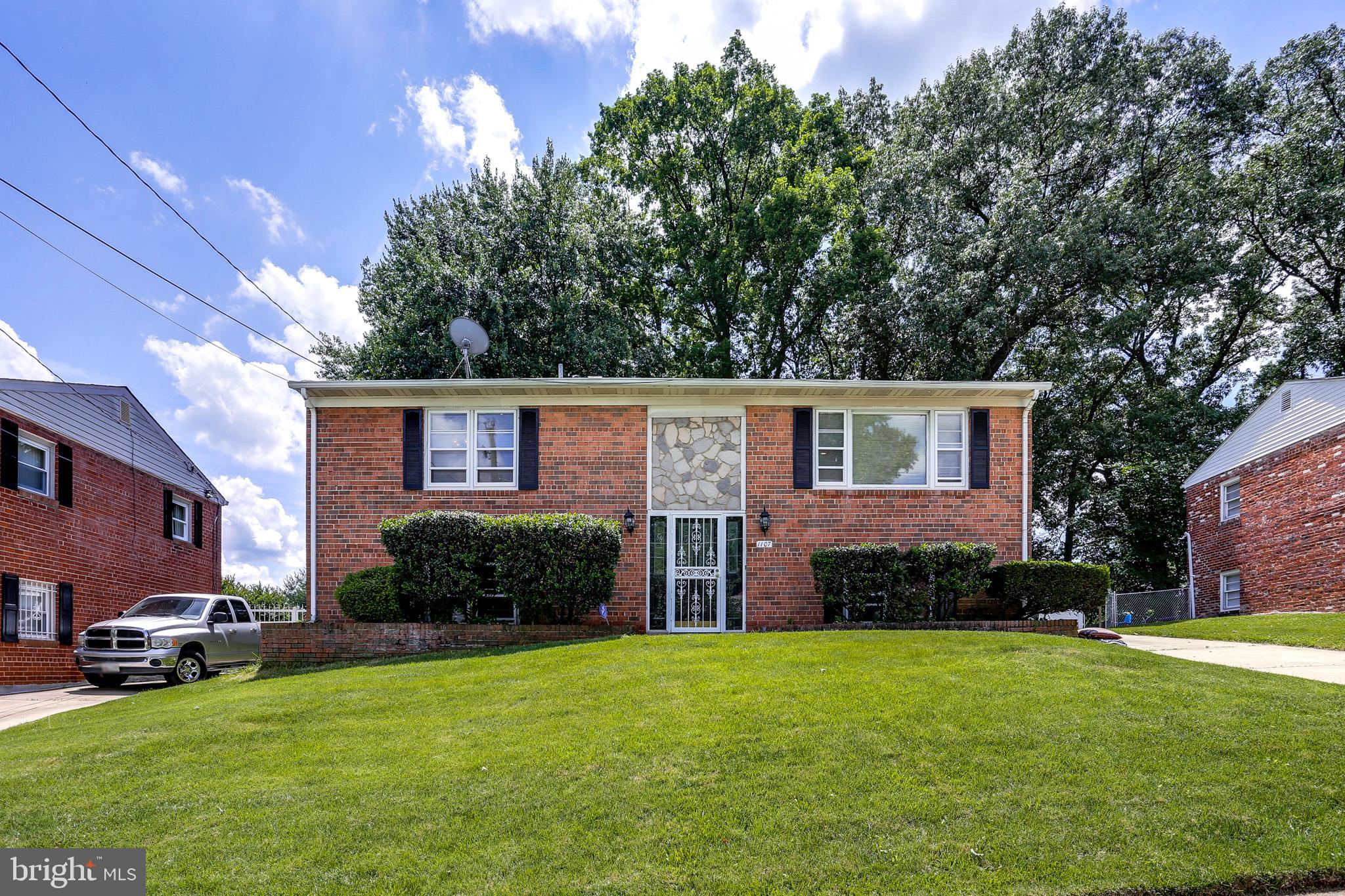 1107 WATERFORD DRIVE, DISTRICT HEIGHTS, MD 20747
