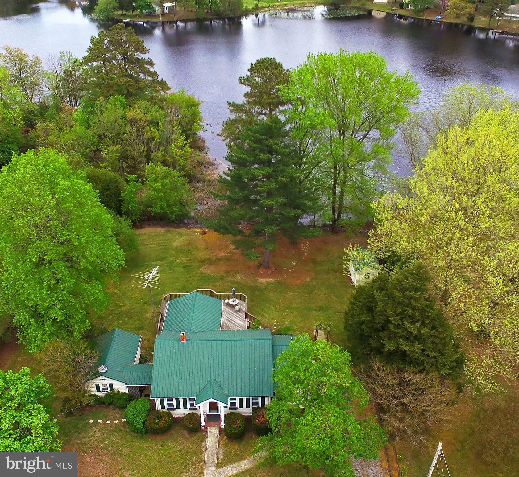 5616 GALESTOWN NEWHART MILL RD, GALESTOWN, MD 21659