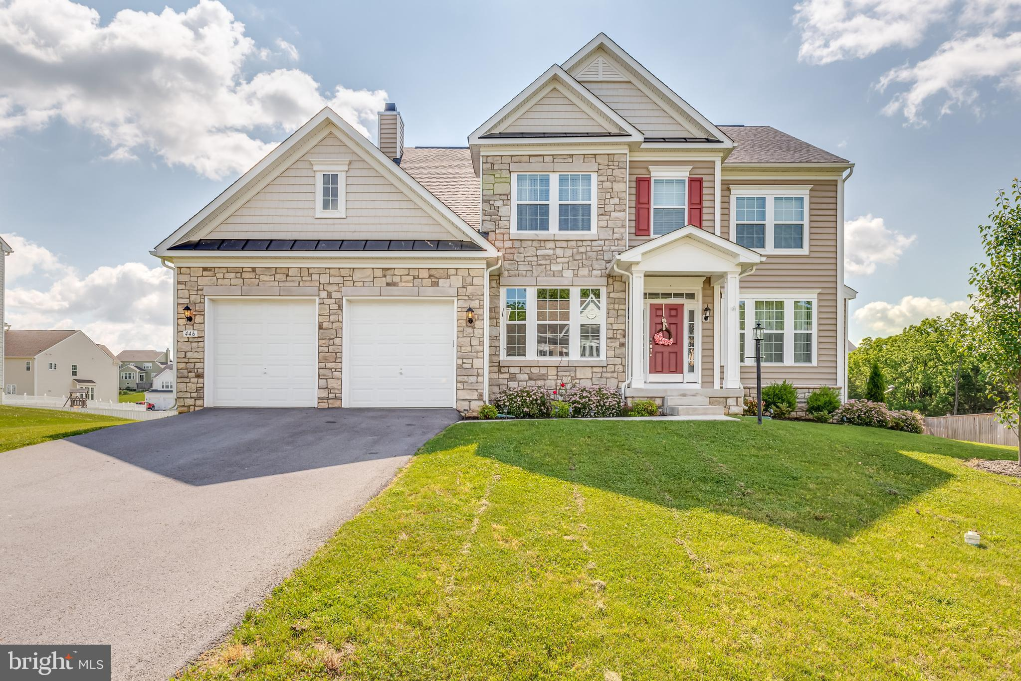 446 CHICKAMAUGA DRIVE, HARPERS FERRY, WV 25425
