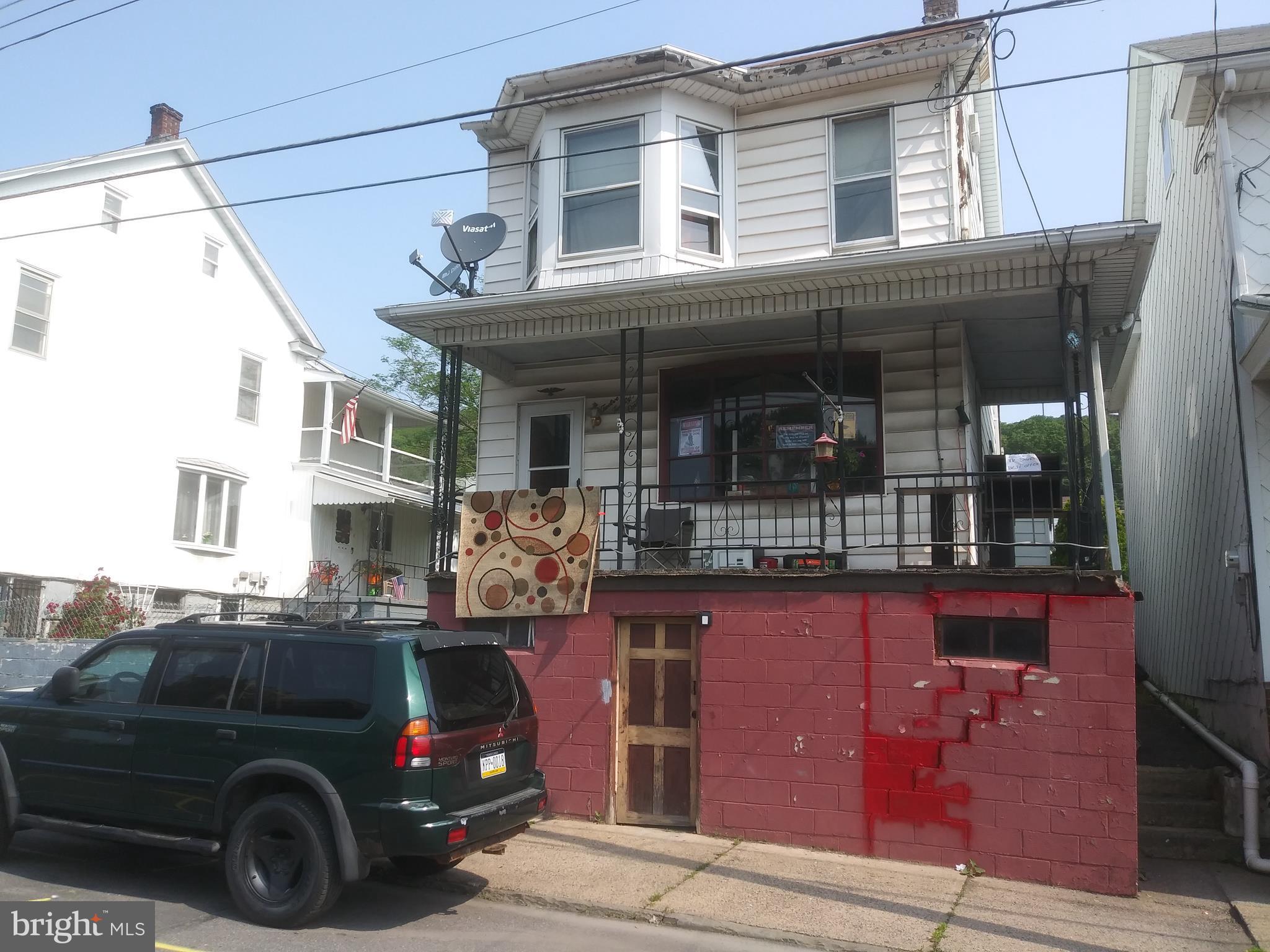 1221 W ARCH STREET, COAL TOWNSHIP, PA 17866