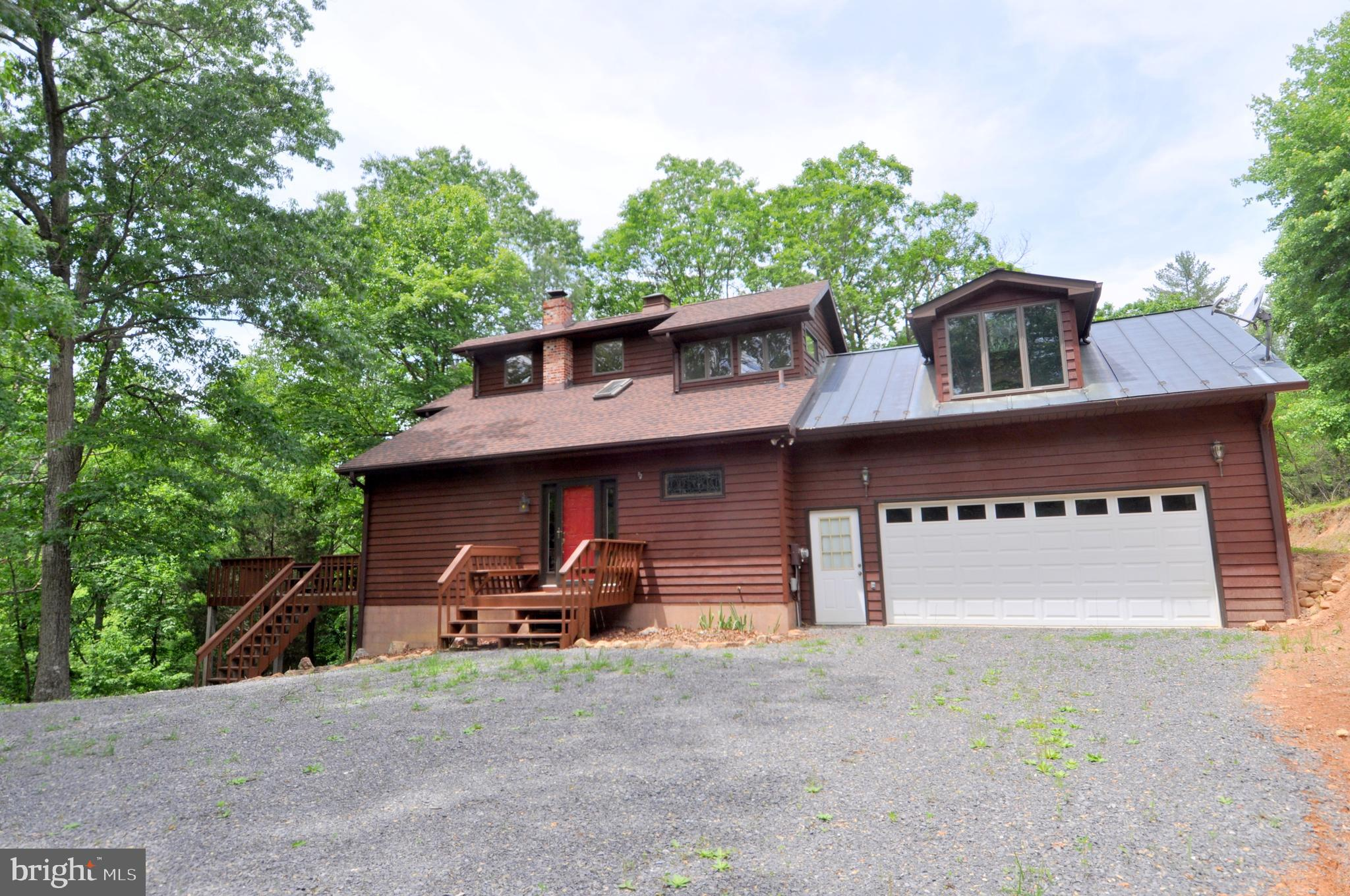 360 PINTAIL LANE, BLOOMERY, WV 26817