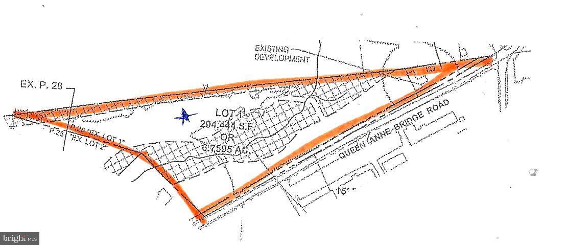 Lot 1 QUEEN ANNE BRIDGE ROAD, DAVIDSONVILLE, MD 21035
